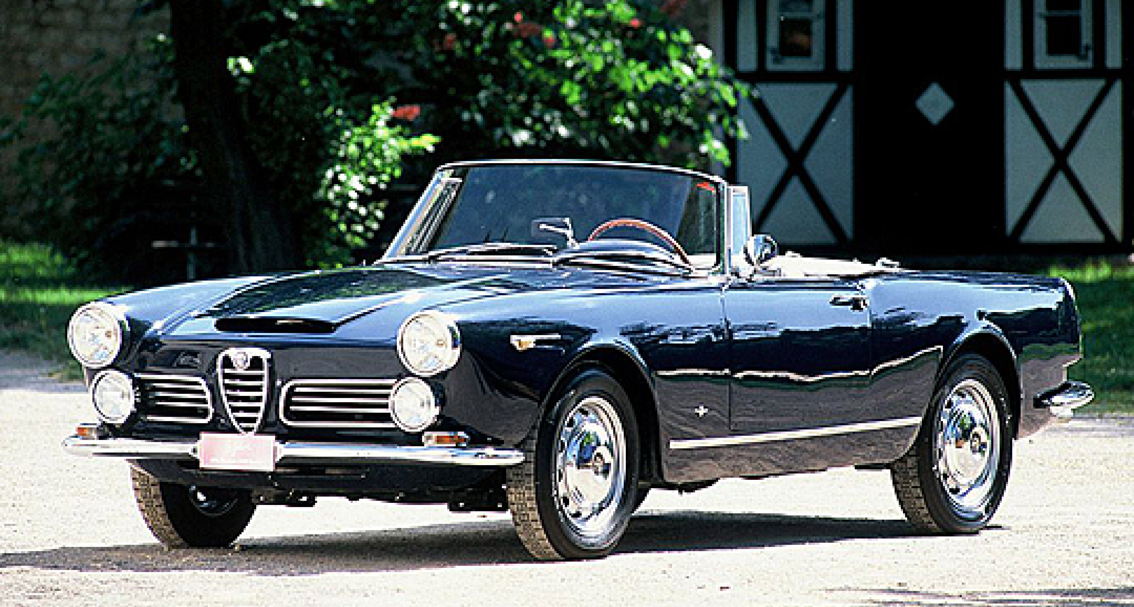 Investment-Tipp: Alfa Romeo 2600