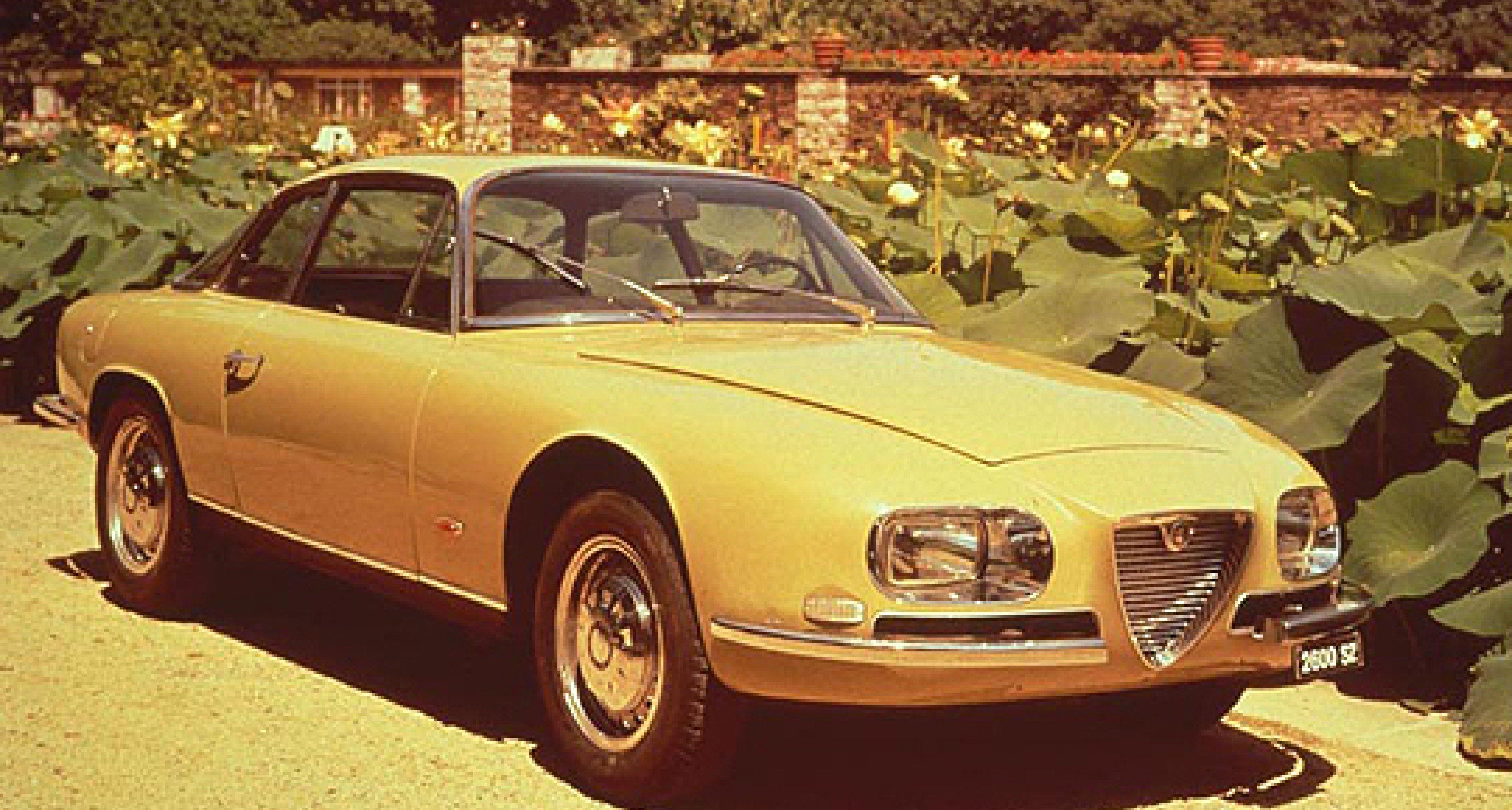 Investment-Tipp: Alfa Romeo 2600