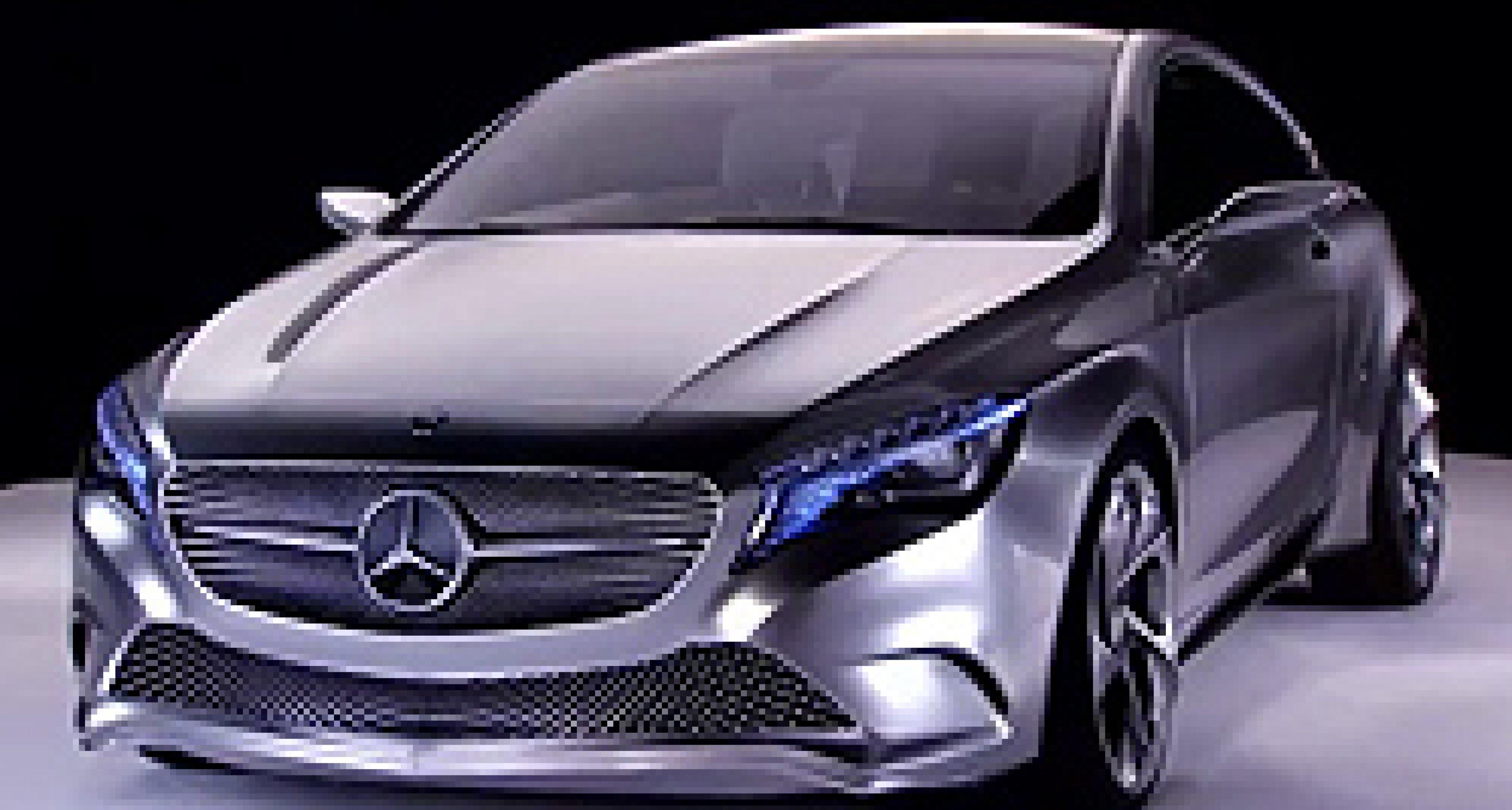 Video: Mercedes A-Klasse Concept geht ans Netz