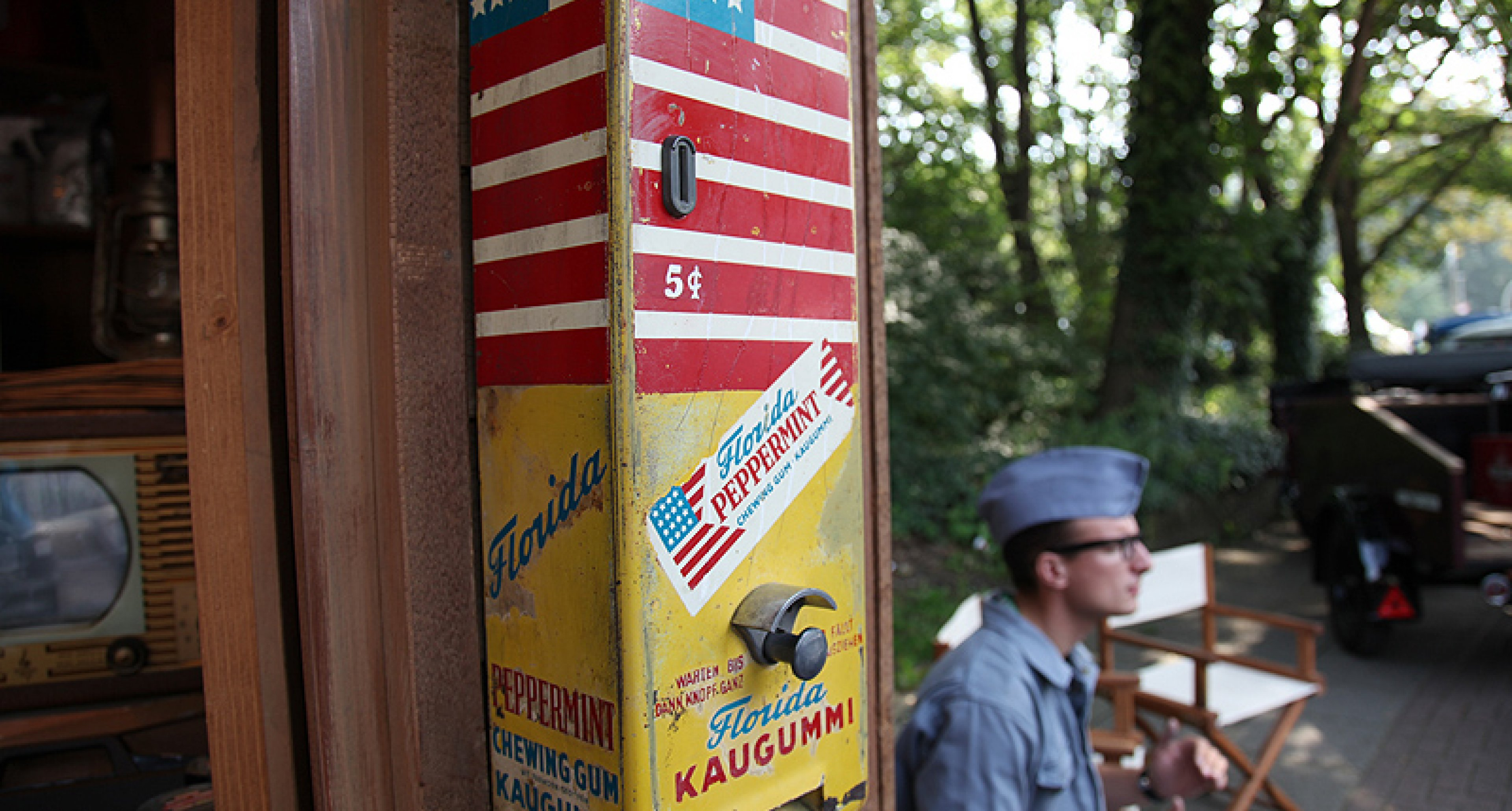 Hamburger Stadtpark-Revival 2011: Rennkäfer und Strohwitwer
