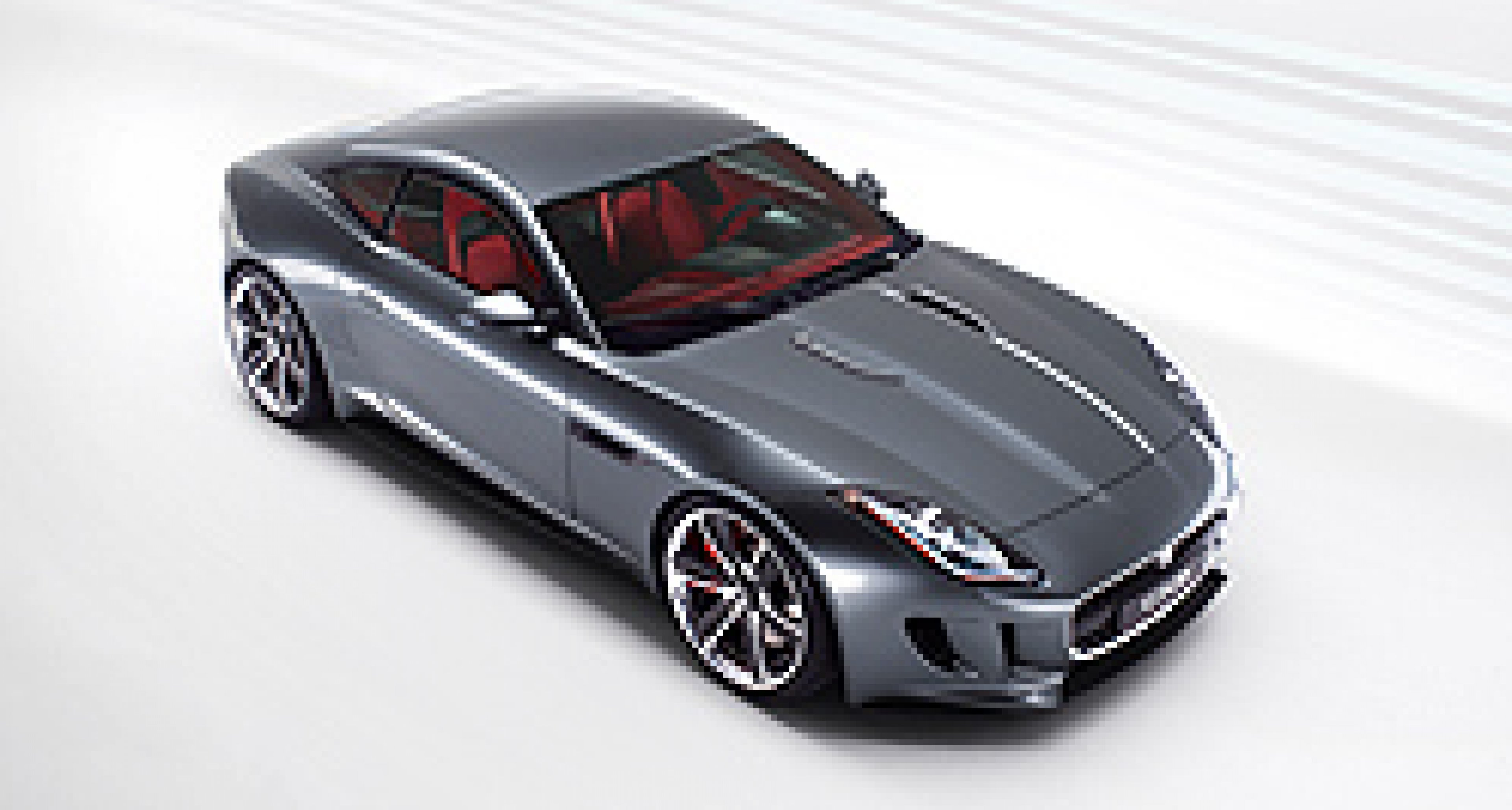 Jaguar C-X16 Concept: Alle Bilder