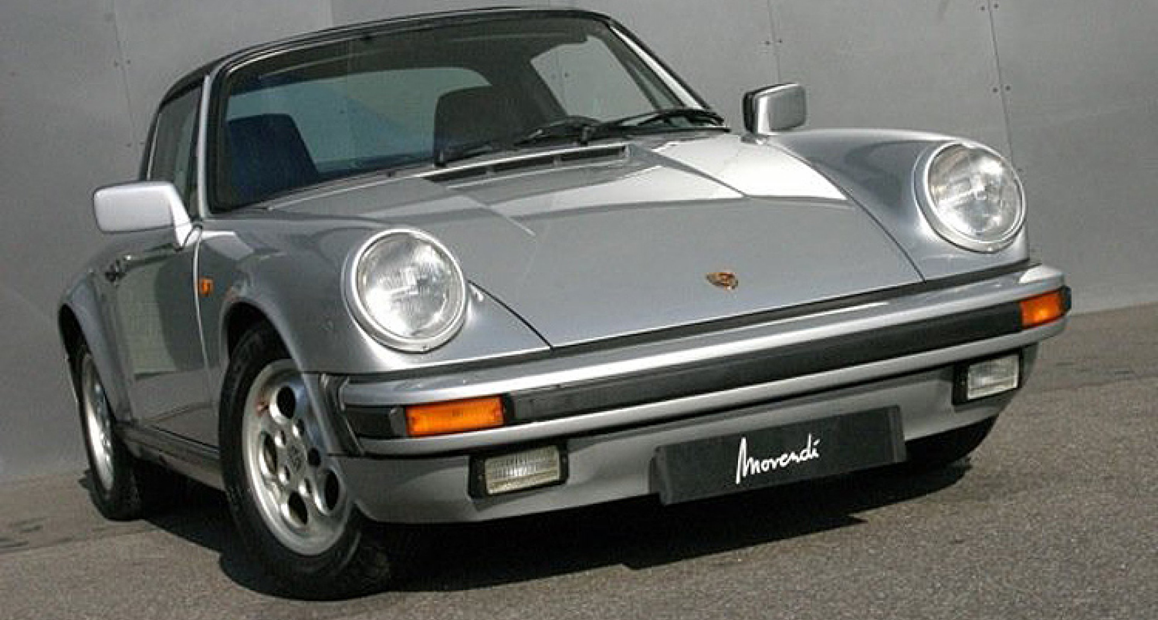 """Editor's Choice: Porsche 911 """"G"""" Targa aus erster Hand"""