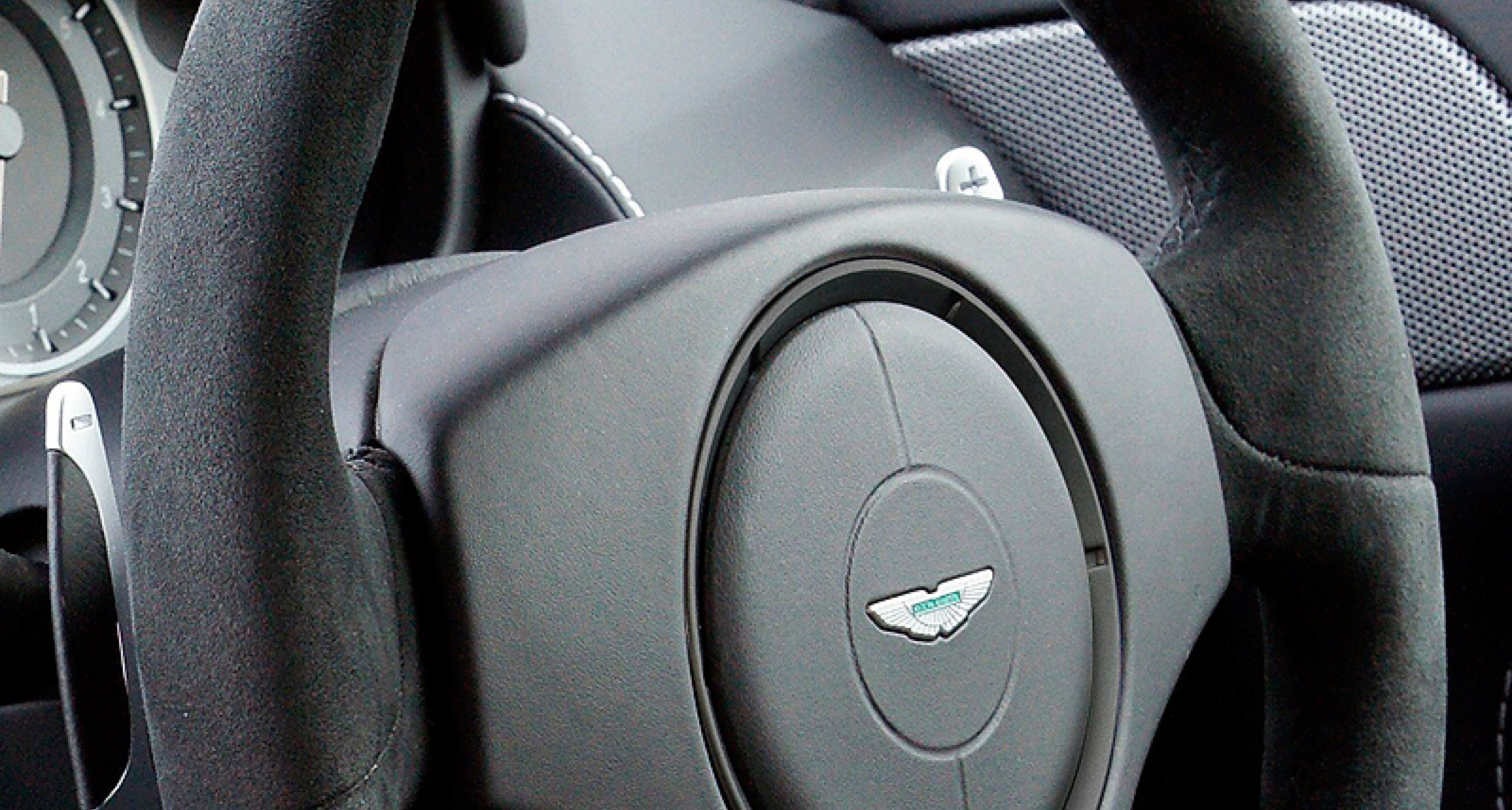 Aston Martin Special Edition Vantage 4.7 in Frankfurt