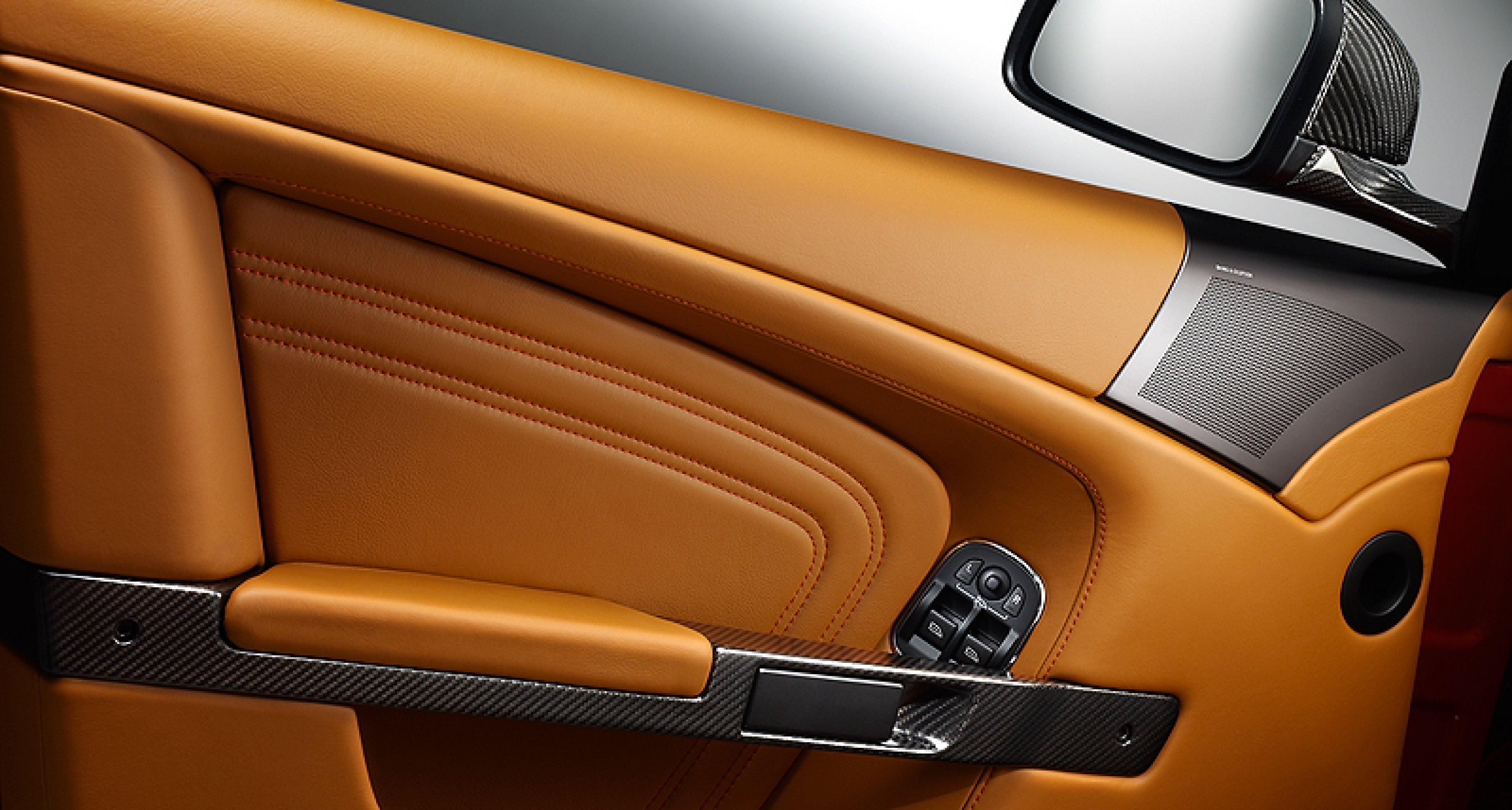 Aston Martin DBS Carbon Edition in Frankfurt
