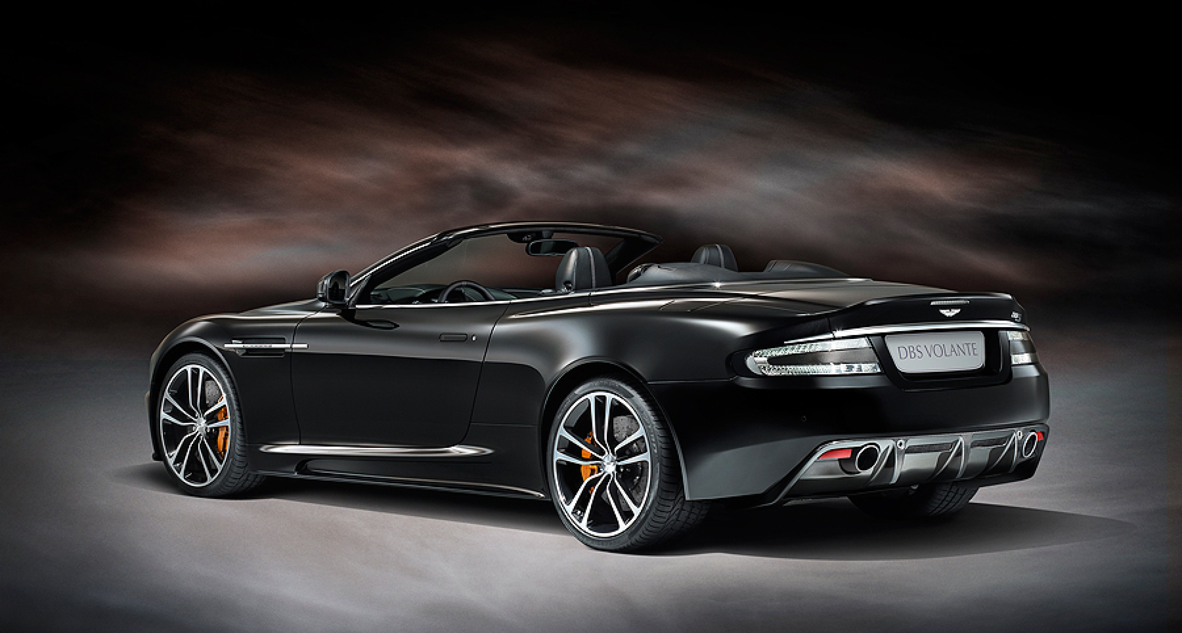 Aston Martin at the 2011 Frankfurt Show: New DBS Carbon Edition