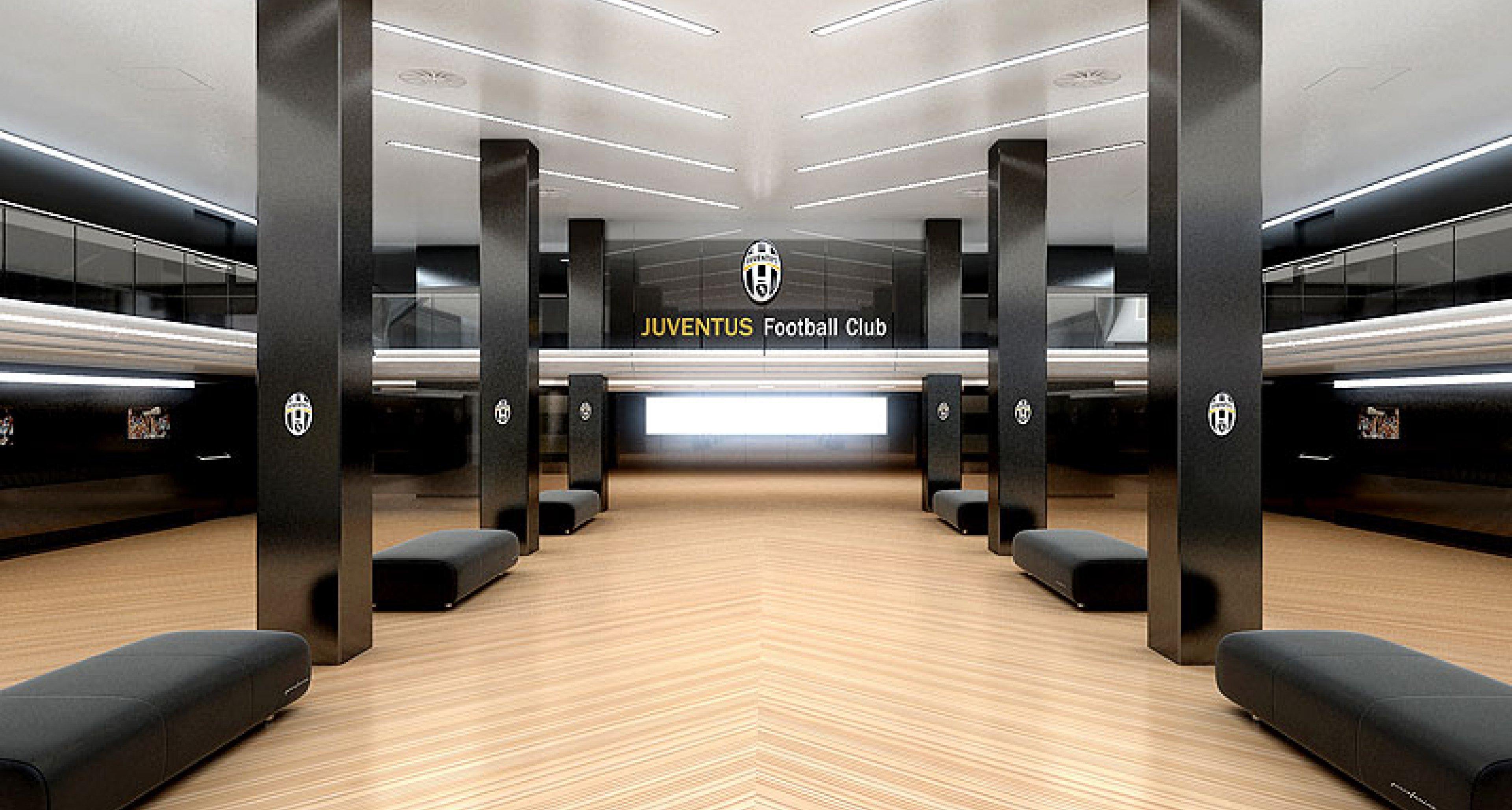 Pininfarina designs interior of new Juventus stadium, Turin