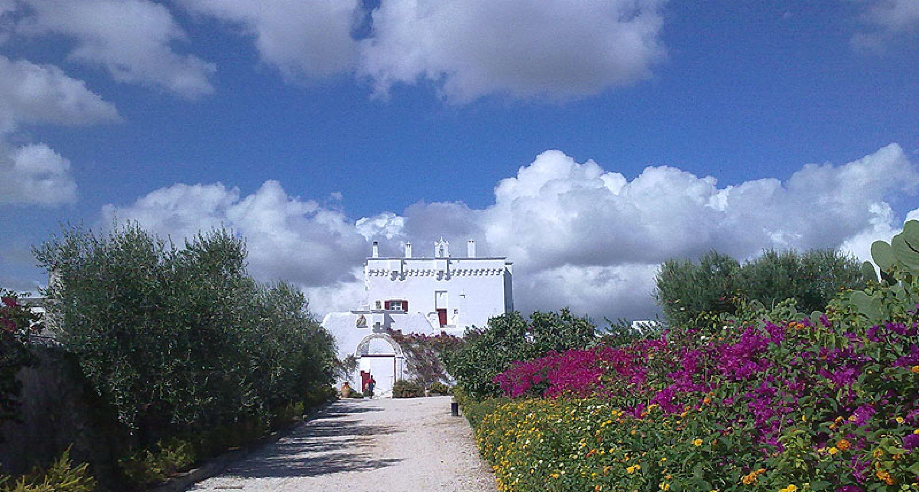 Masseria Torre Coccaro: Refugium im Olivenland