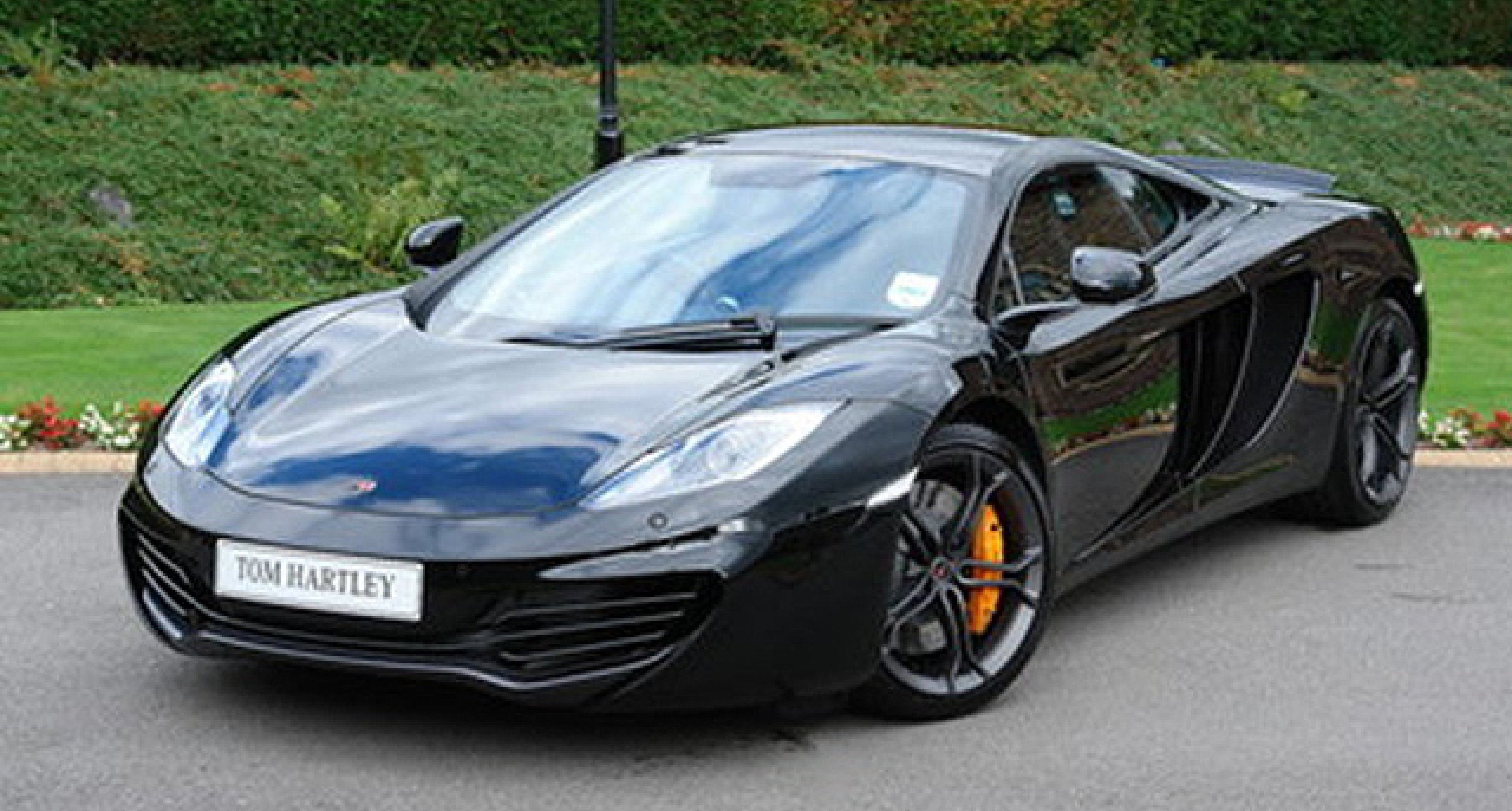 Editor's Choice: McLaren MP4-12C