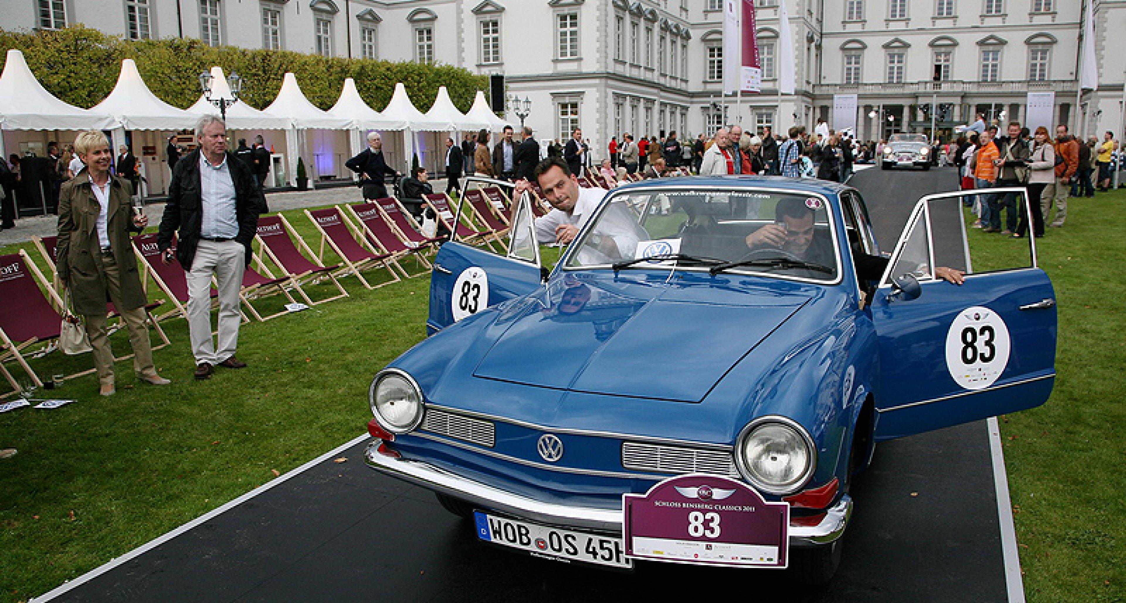 Schloss Bensberg Classics 2011: Schaulauf der Klassiker