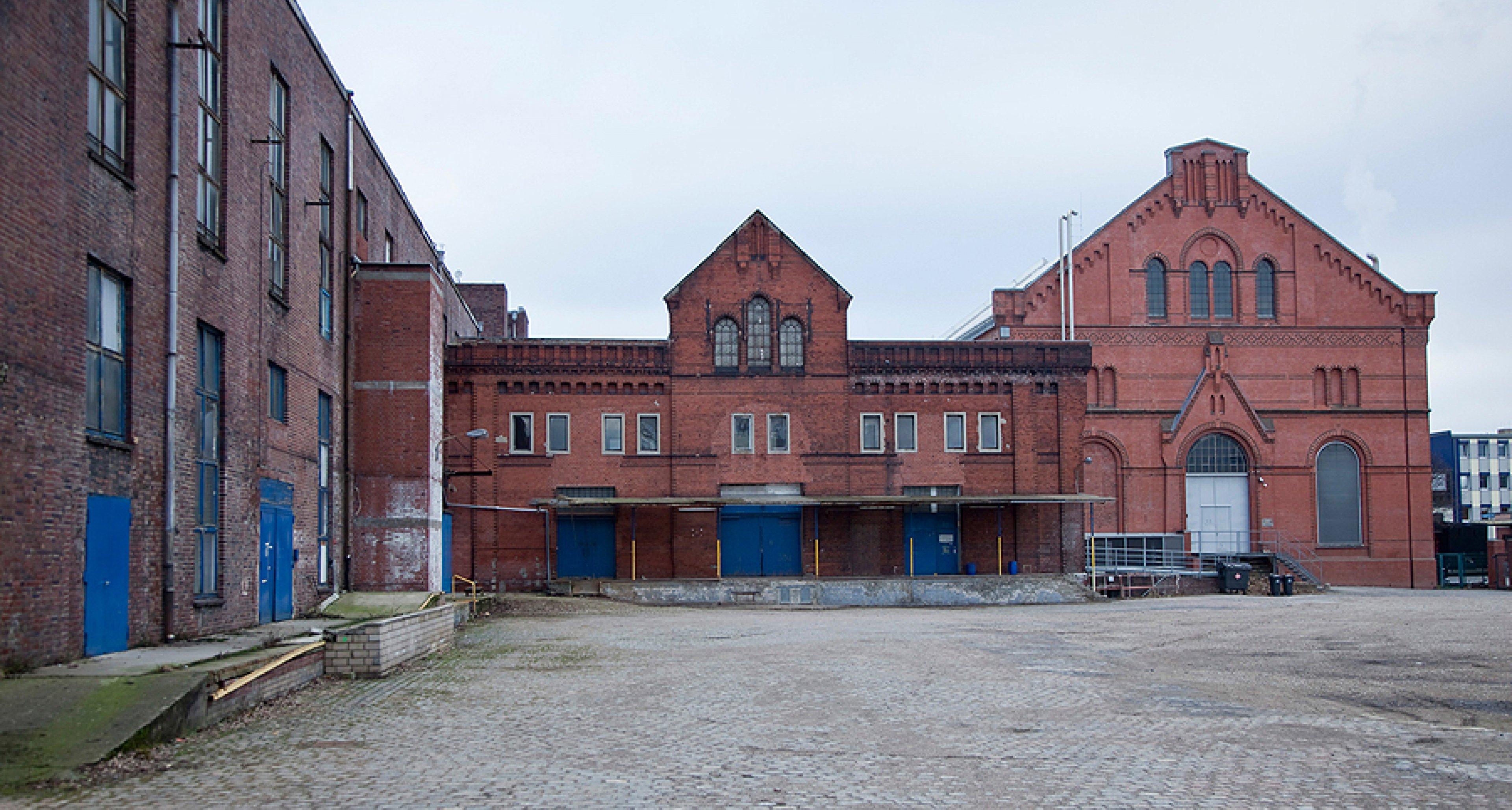 Hamburger Kraftwerk Bille wird Meilenwerk