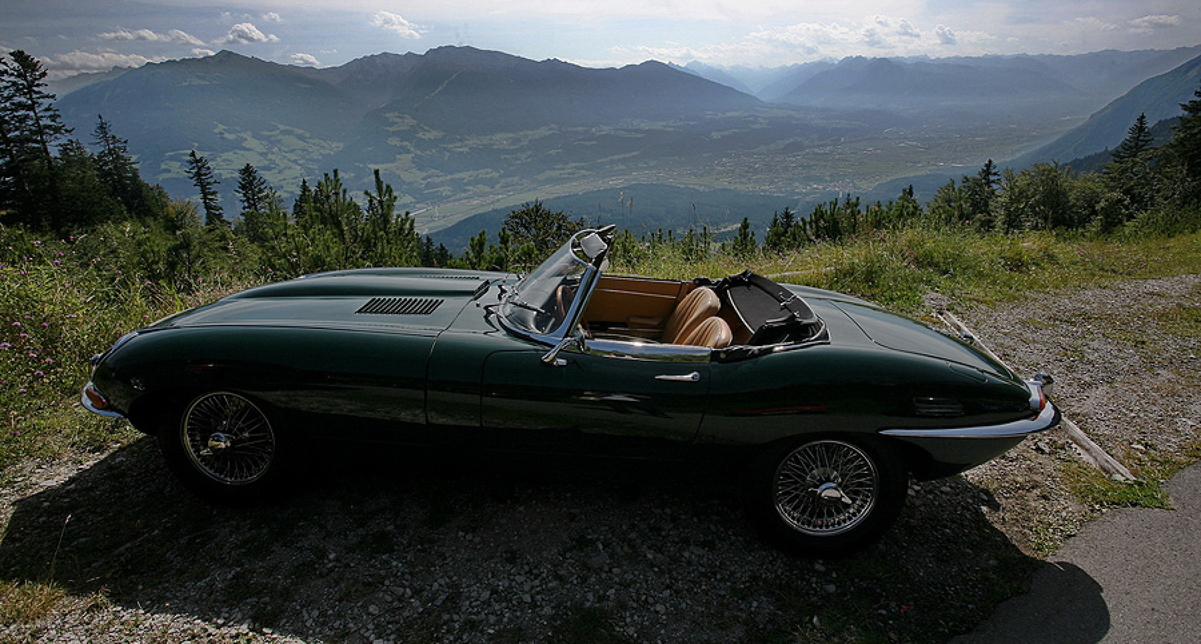 Interalpen Classic Car Days 2011: Road Diary