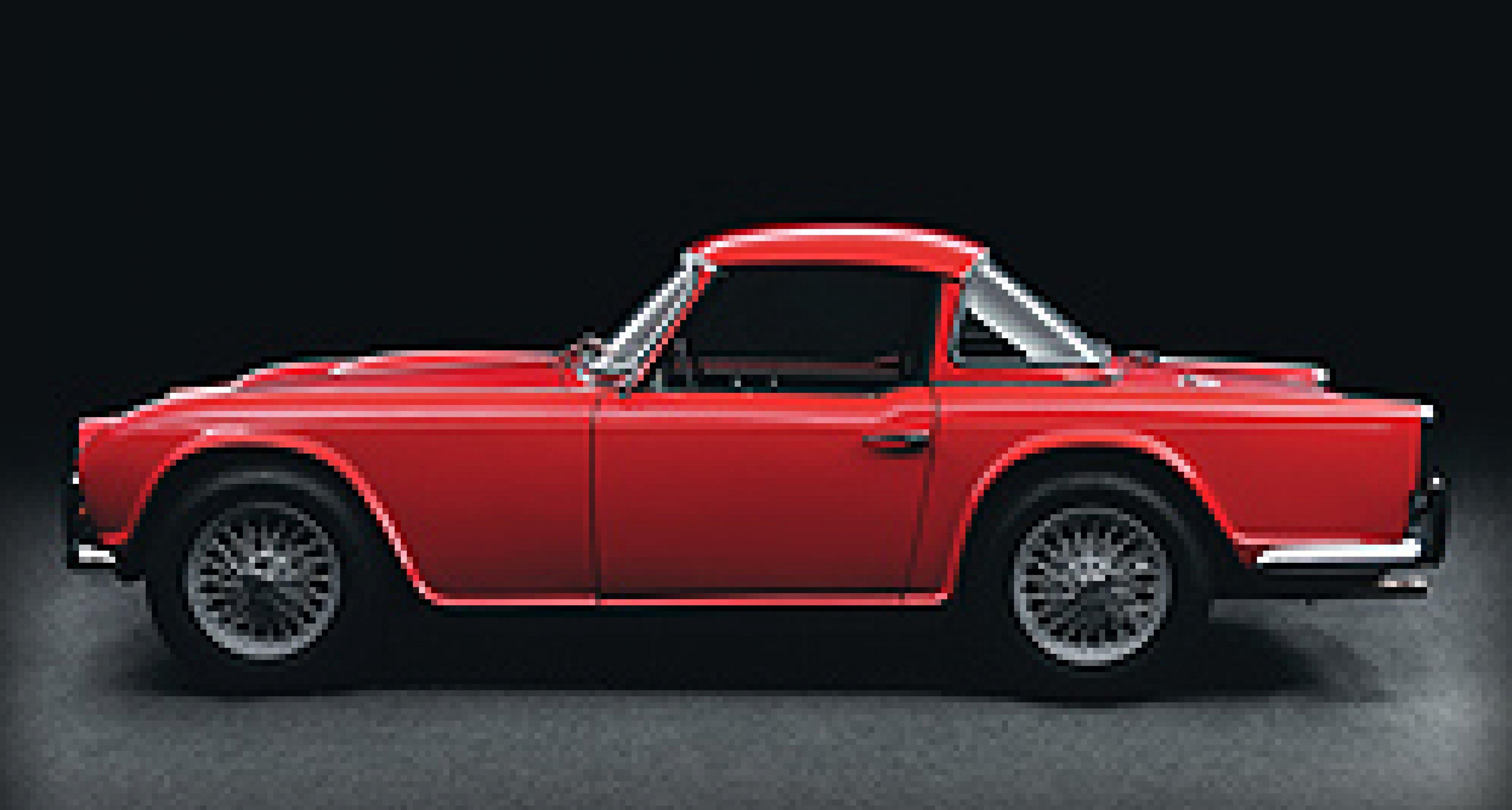 Triumph TR Generationen
