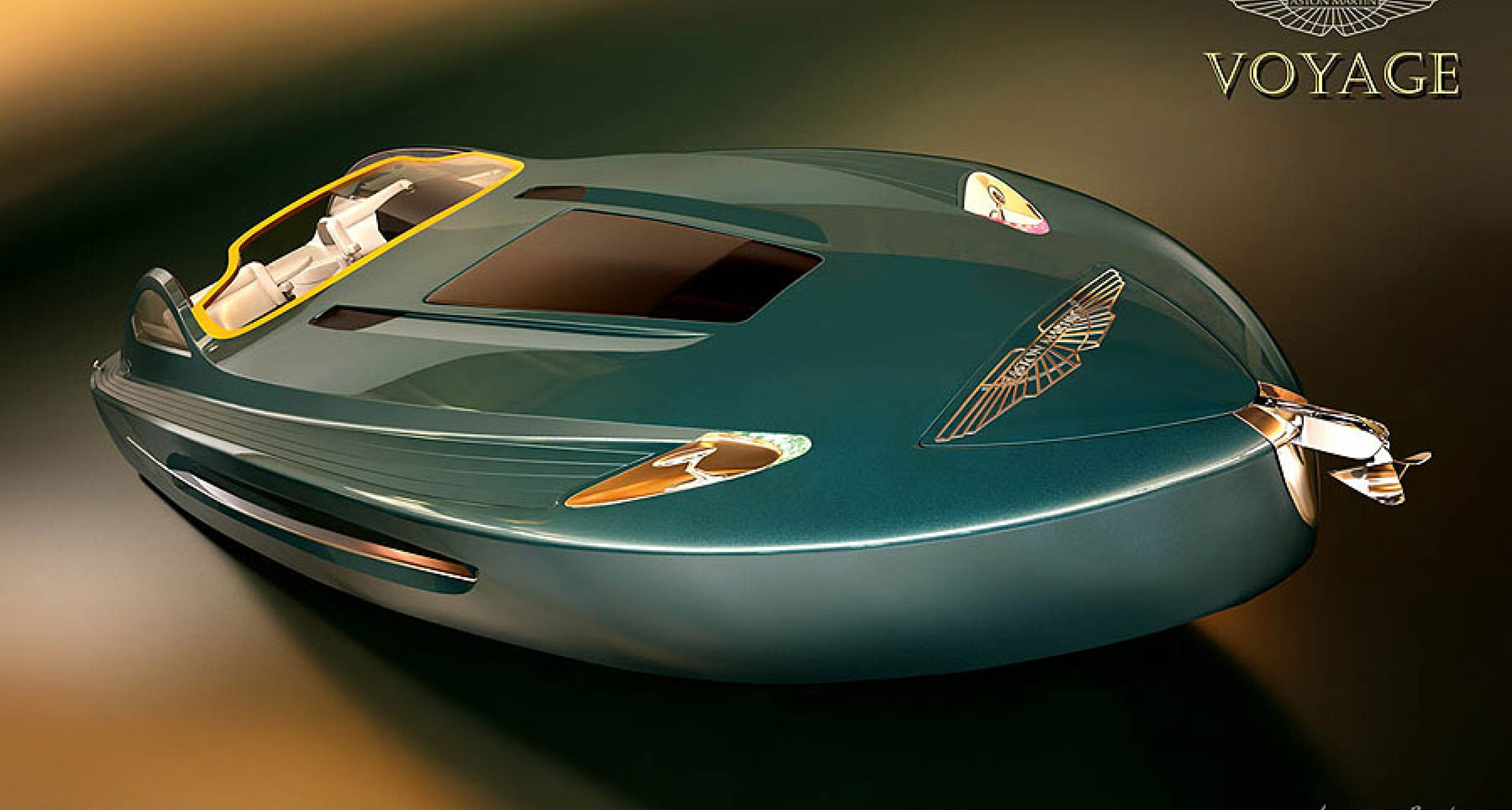 Aston Martin Voyage Aston Marine Classic Driver Magazine - Aston martin accessories