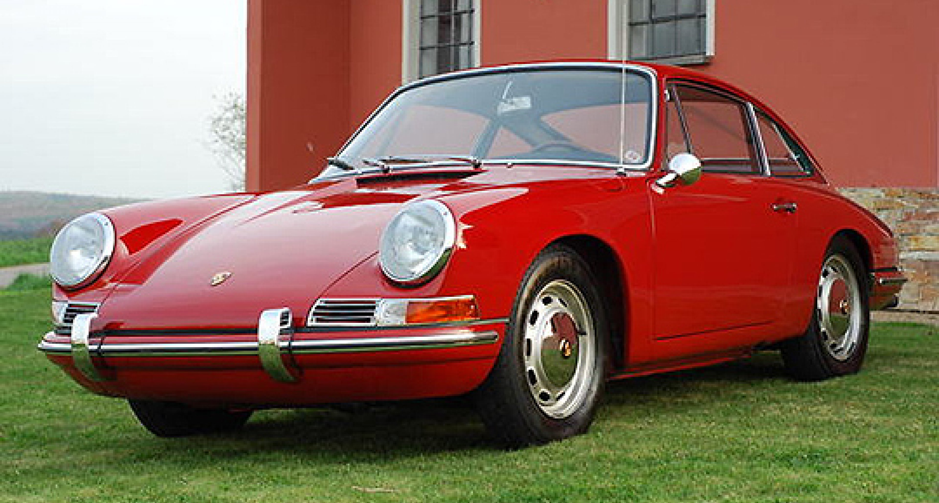 Editor's Choice: Porsche 911 classic with matching numbers