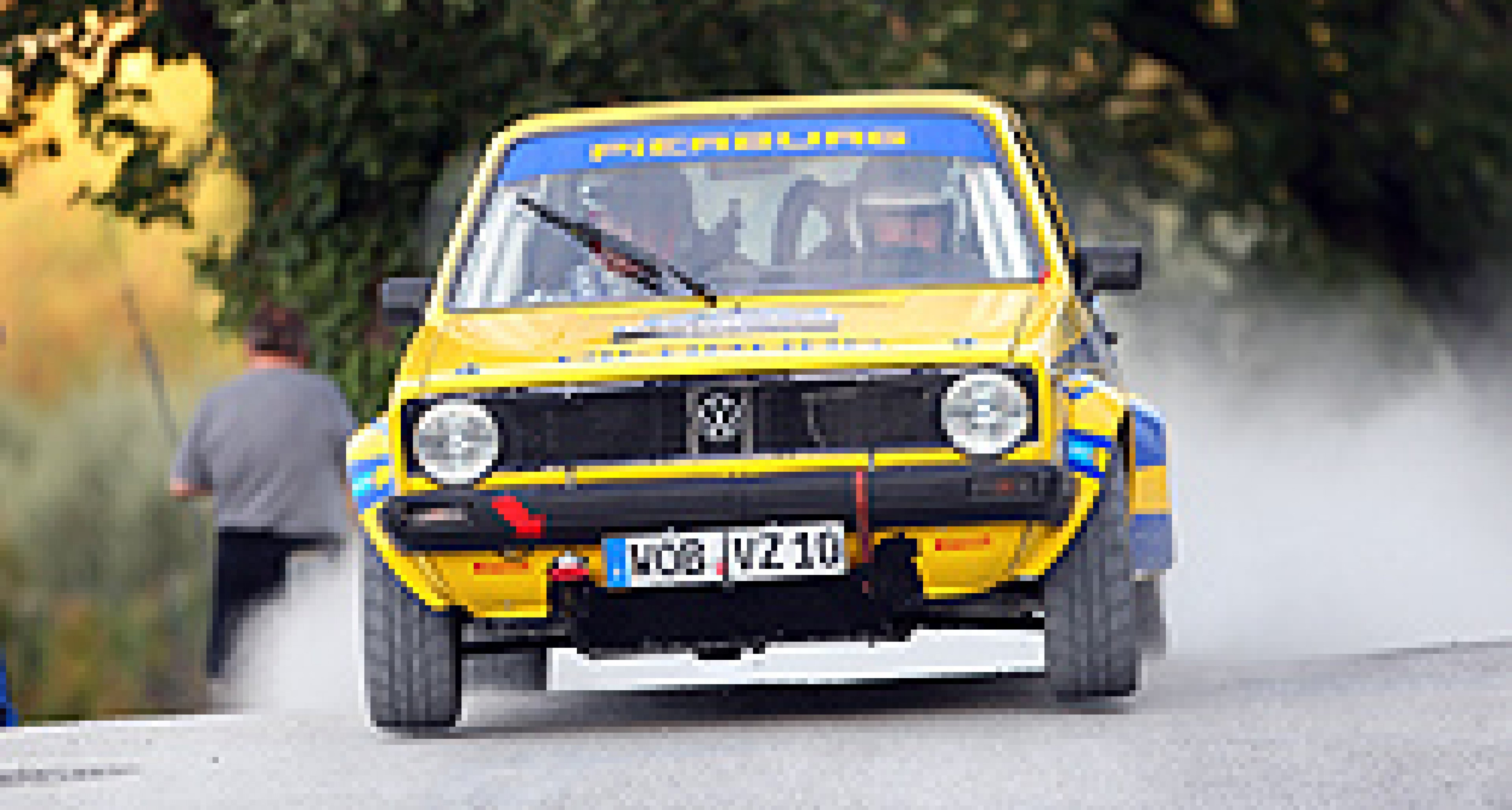 Volkswagen Golf GTI Rallye