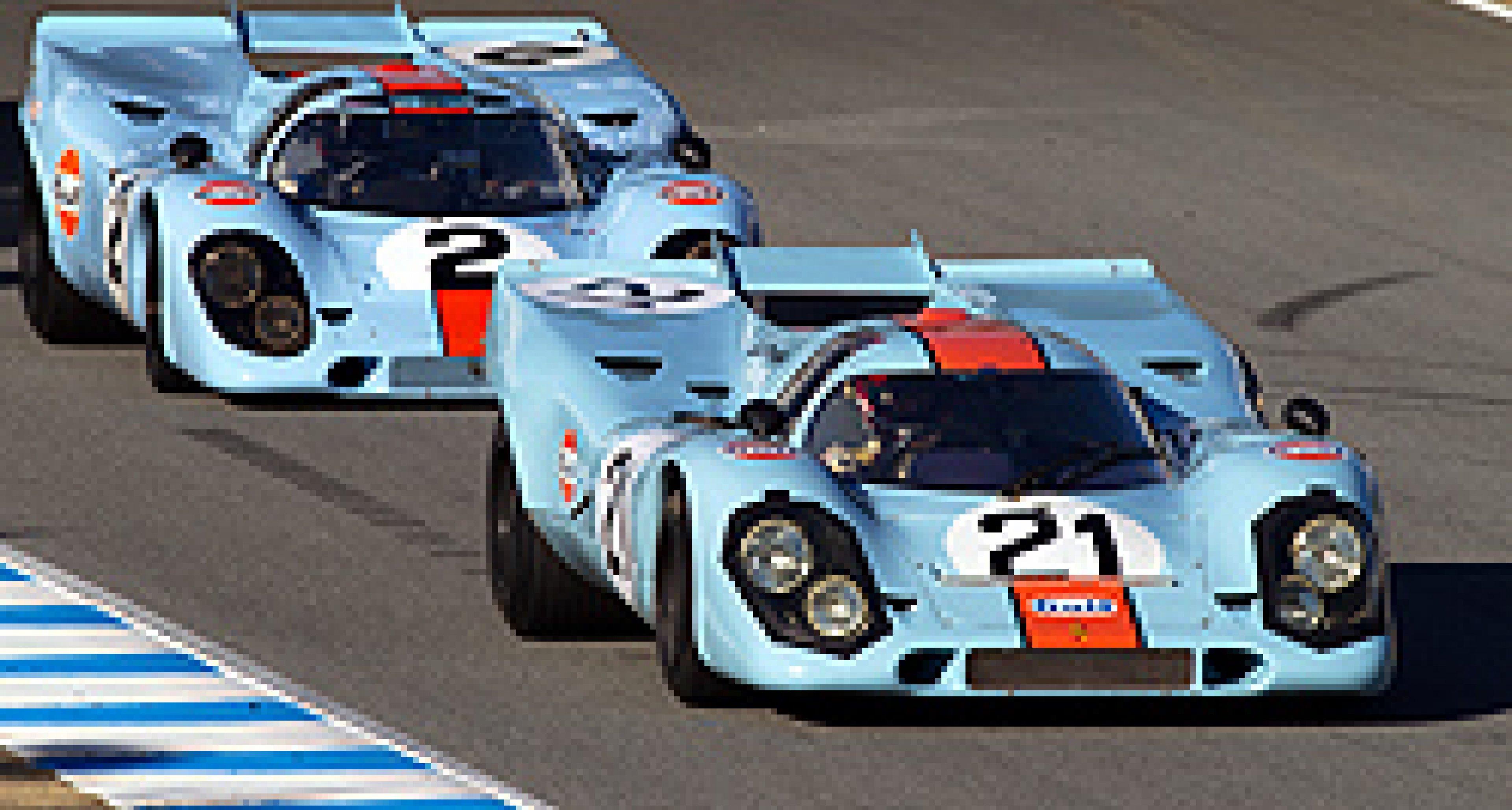 Porsche Rennsport Reunion IV: Photo gallery tells the story