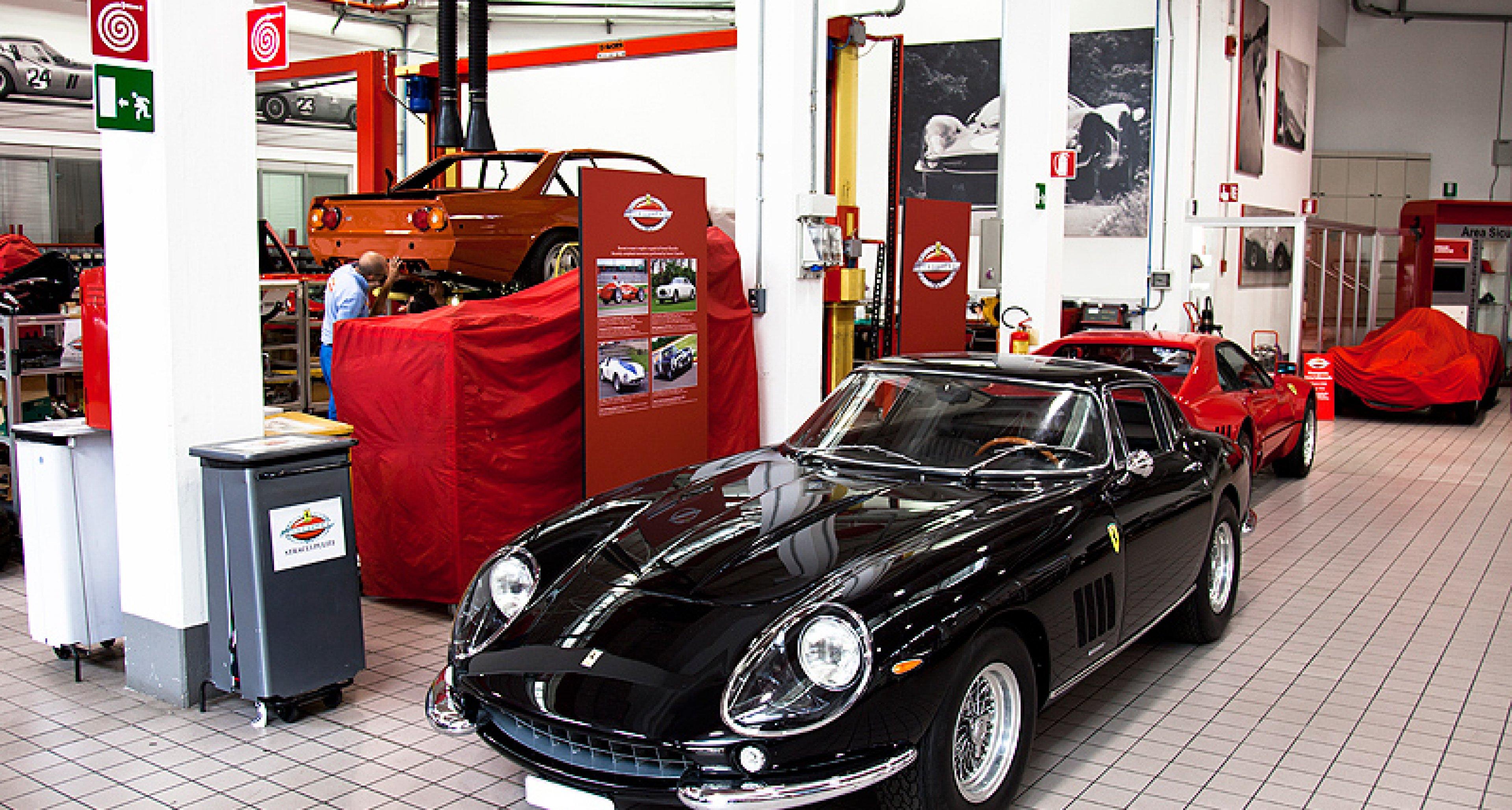 Abstammung Verpflichtet Ferrari Classiche Classic Driver Magazine