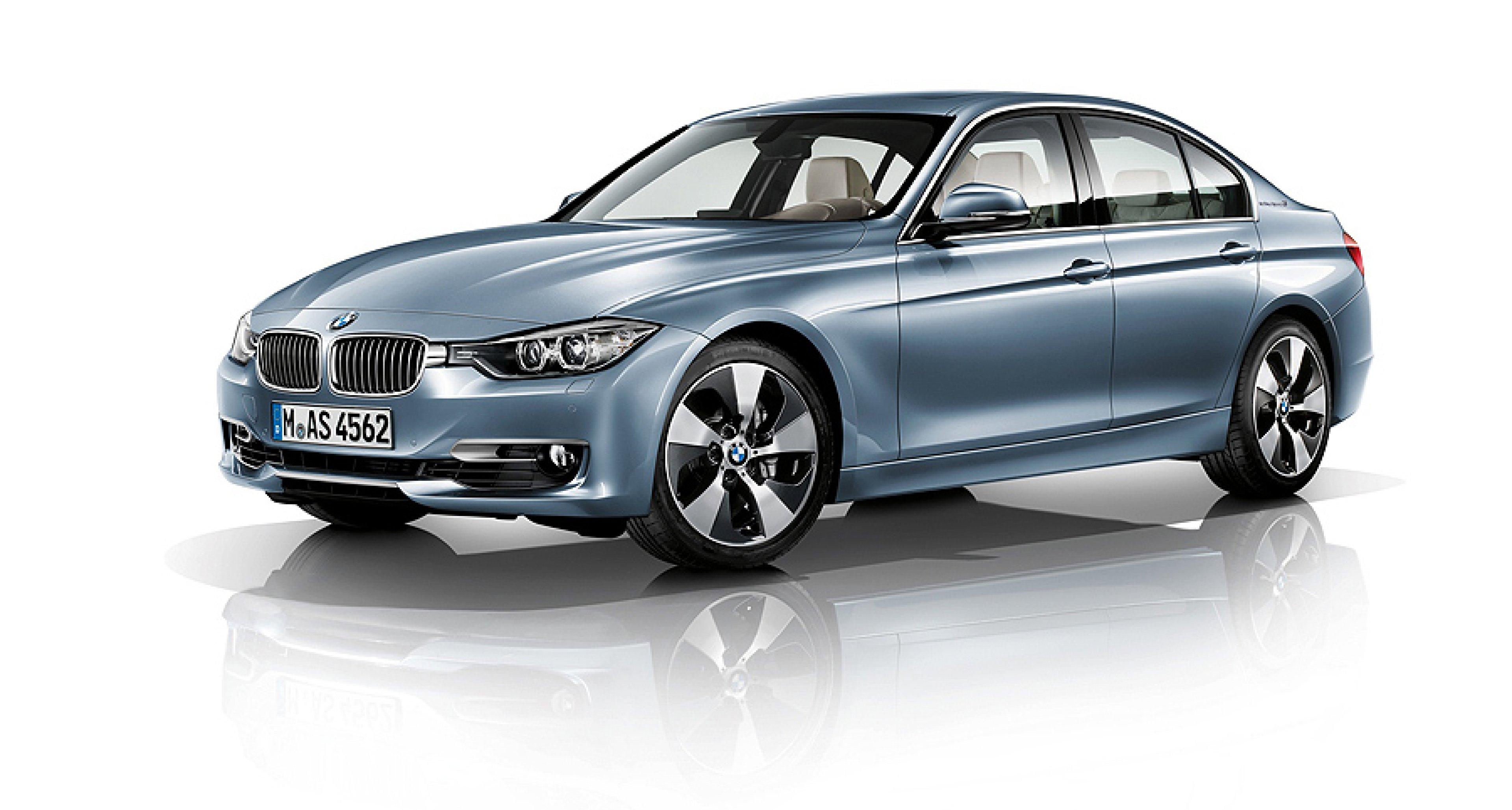 BMW Active Hybrid 3: Klotzen statt kleckern