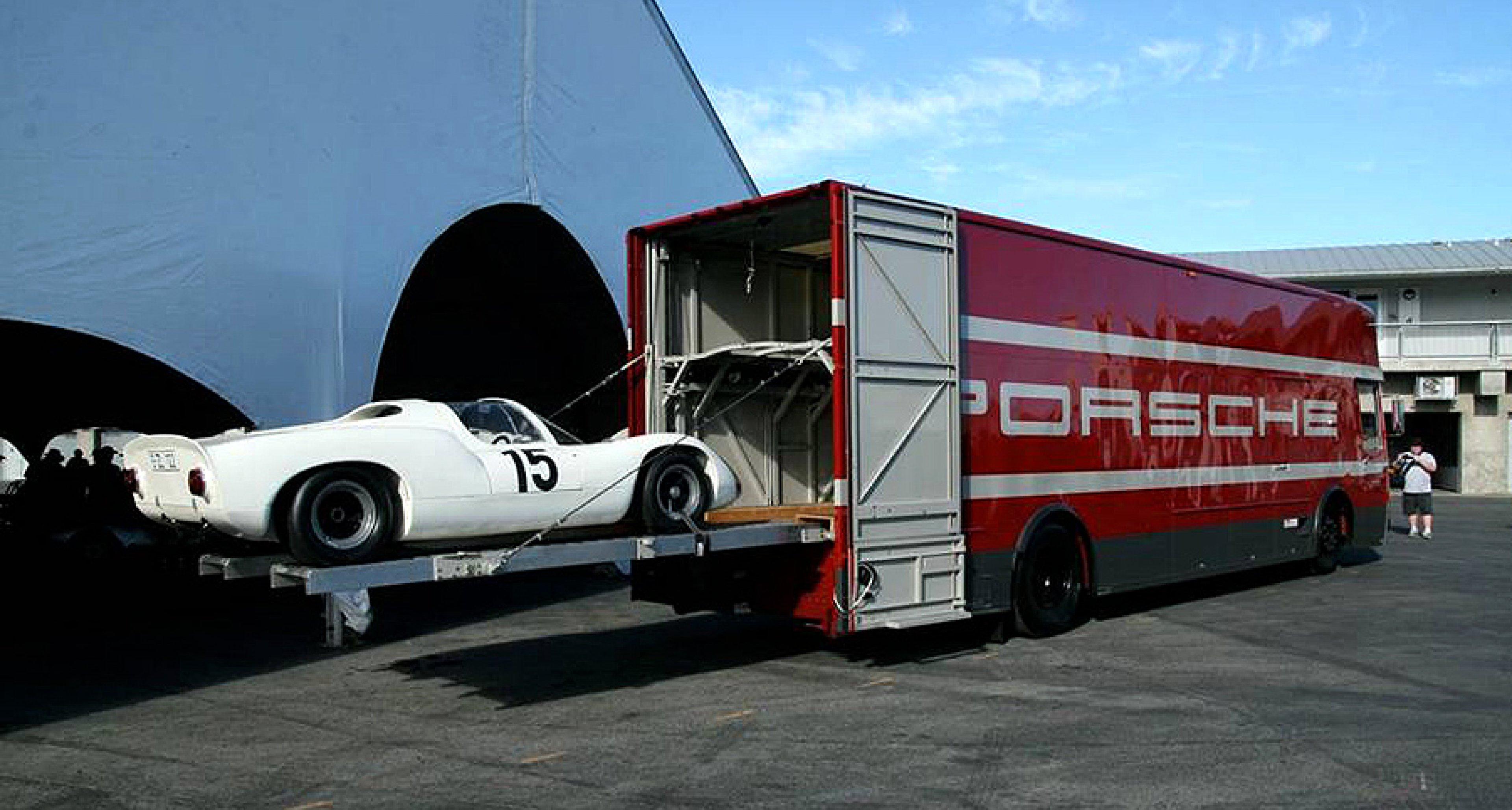 Porsche Rennsport Reunion IV: Review