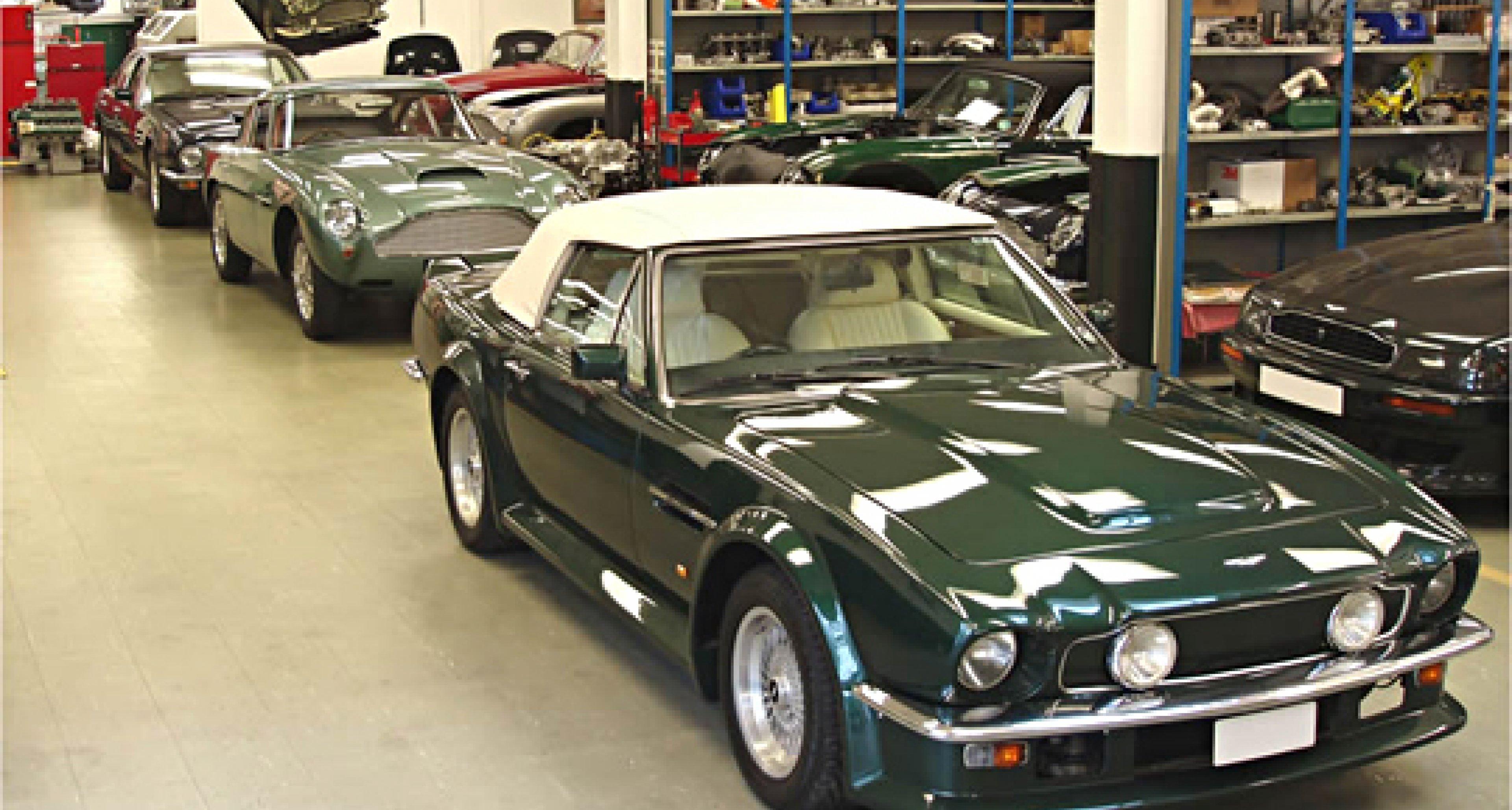 Classic Driver Dealer: R.S. Williams Ltd