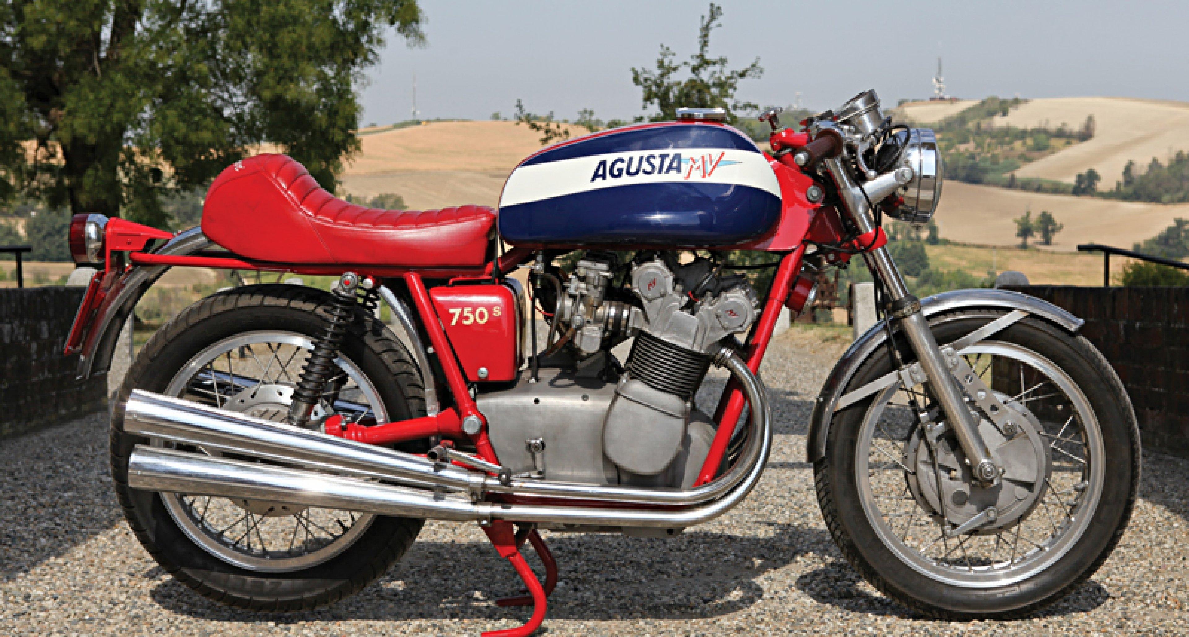 RM versteigert Italo-Bike-Ikonen: Die wilden Siebziger