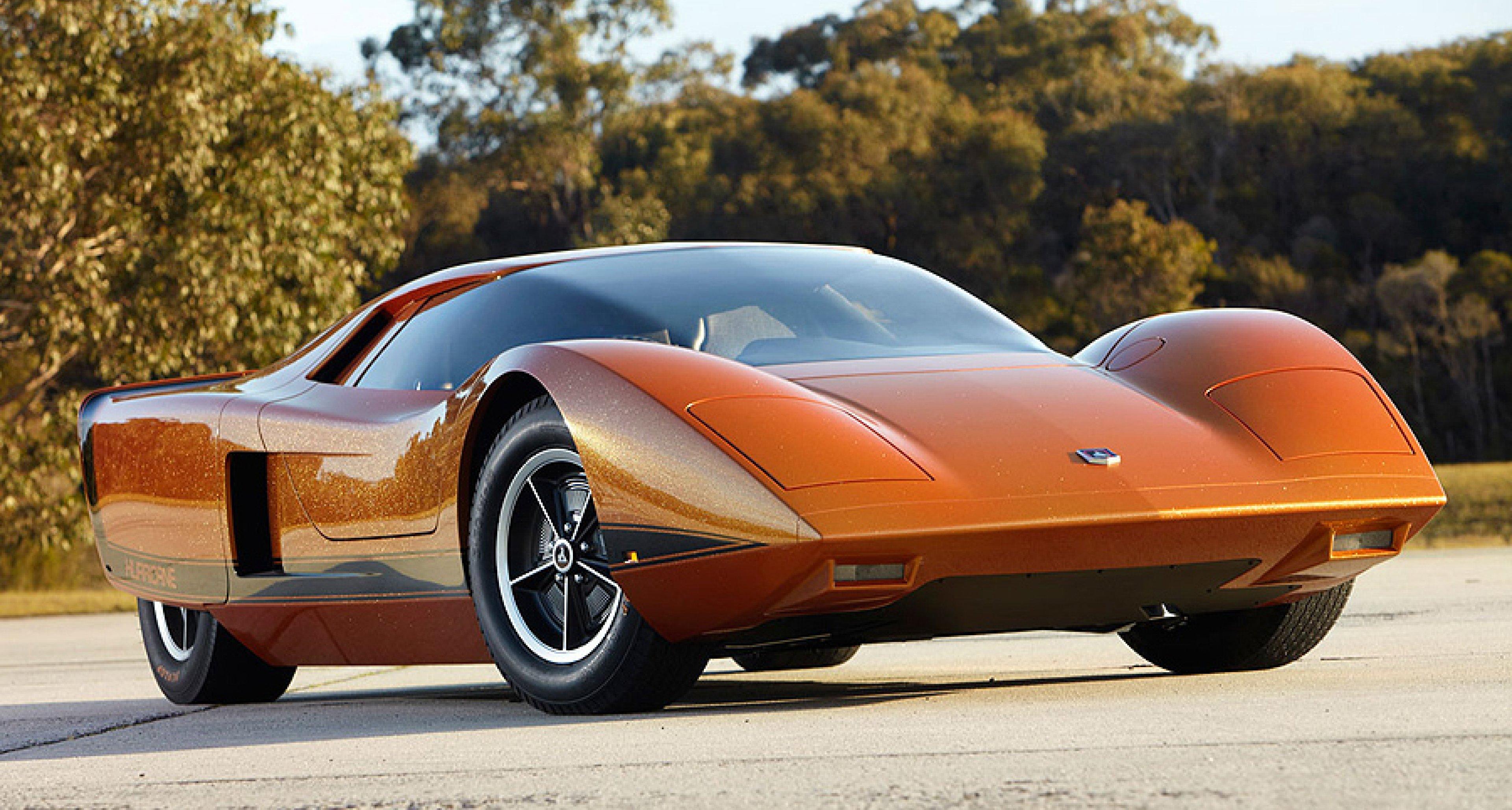 Classic Concepts 1969 Holden Hurricane Classic Driver Magazine