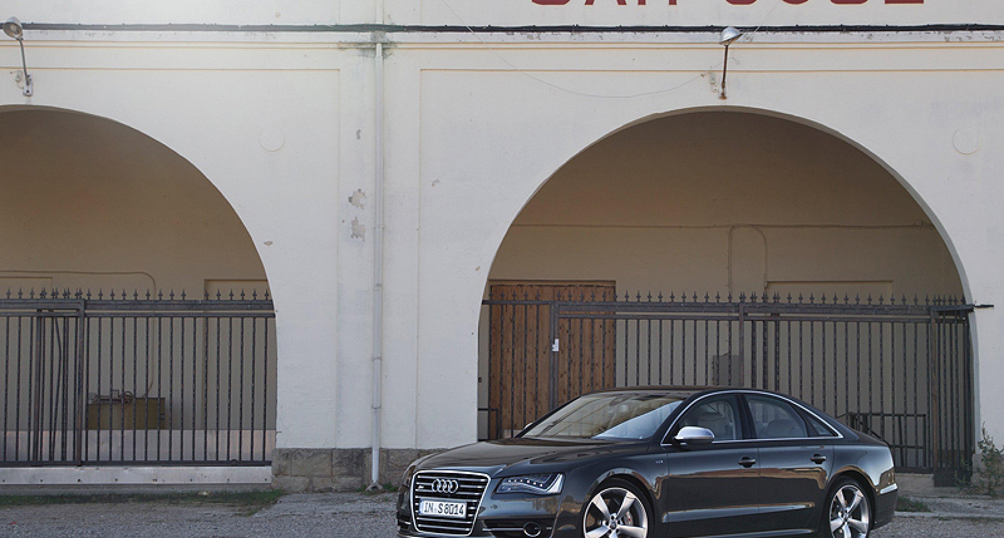 Driven: Audi S8 – Eightfold Power