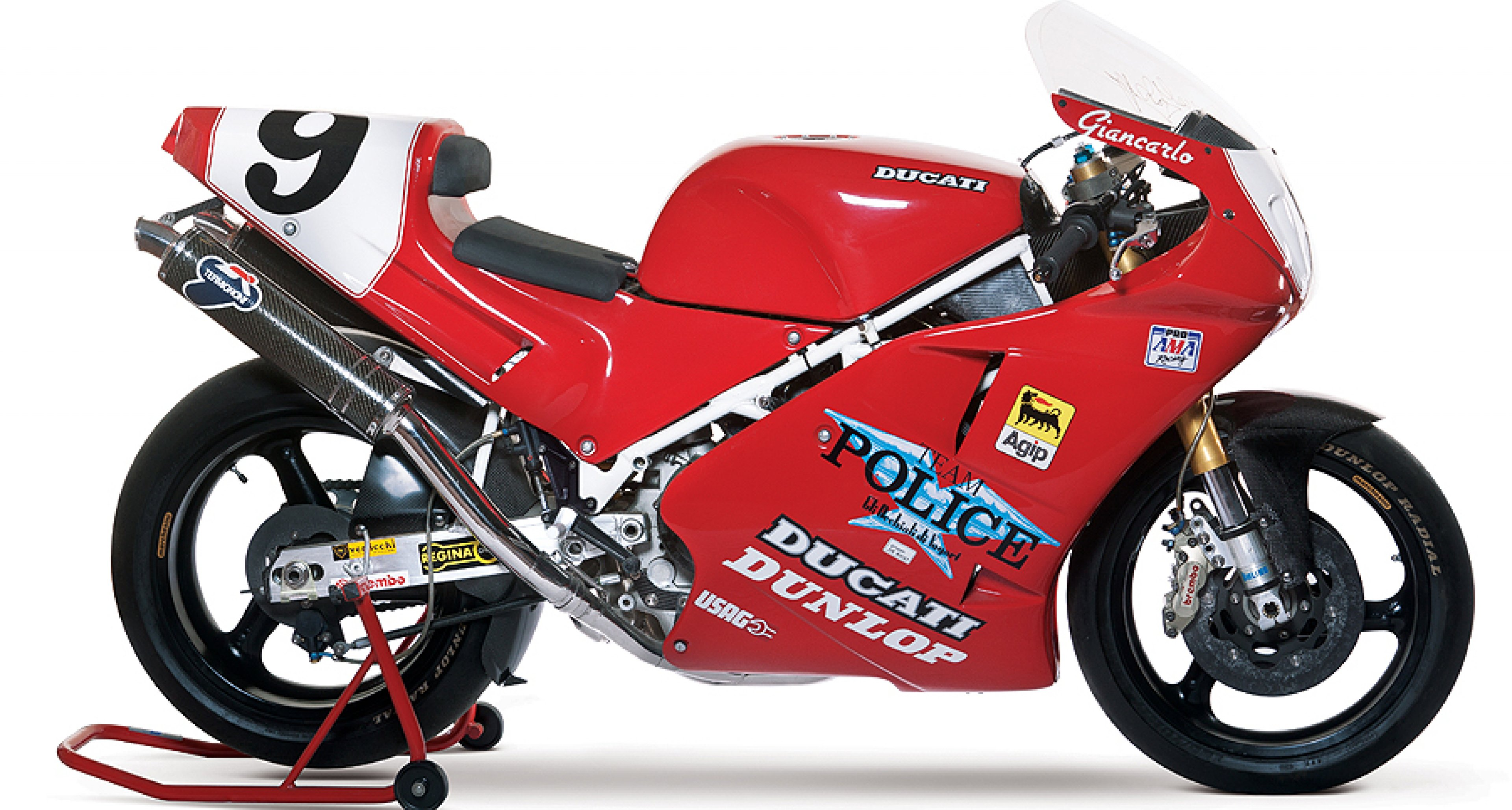 Under the Hammer: The Saltarelli Ducati Collection