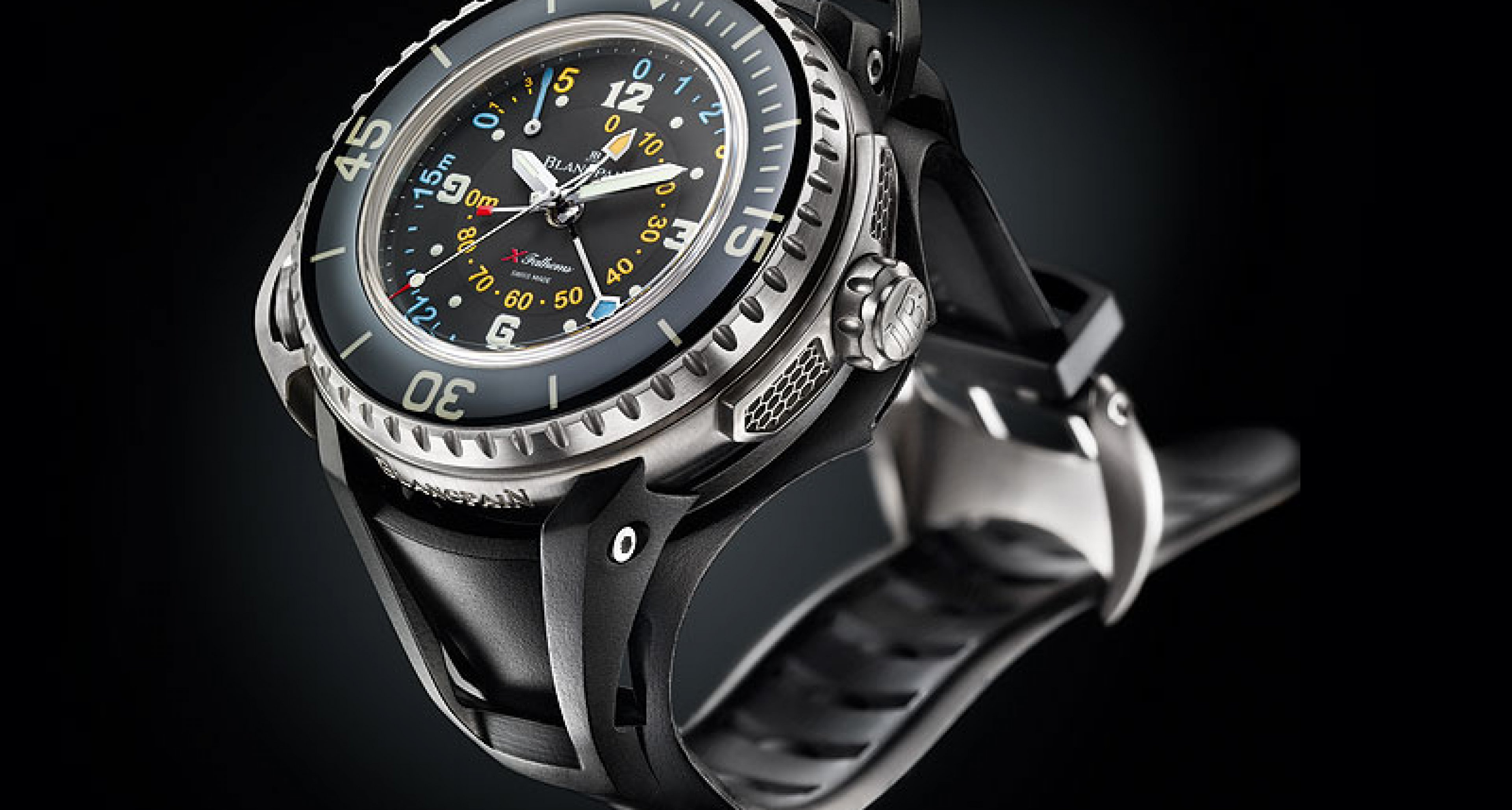 Blancpain X Fathoms: Tested to the limit