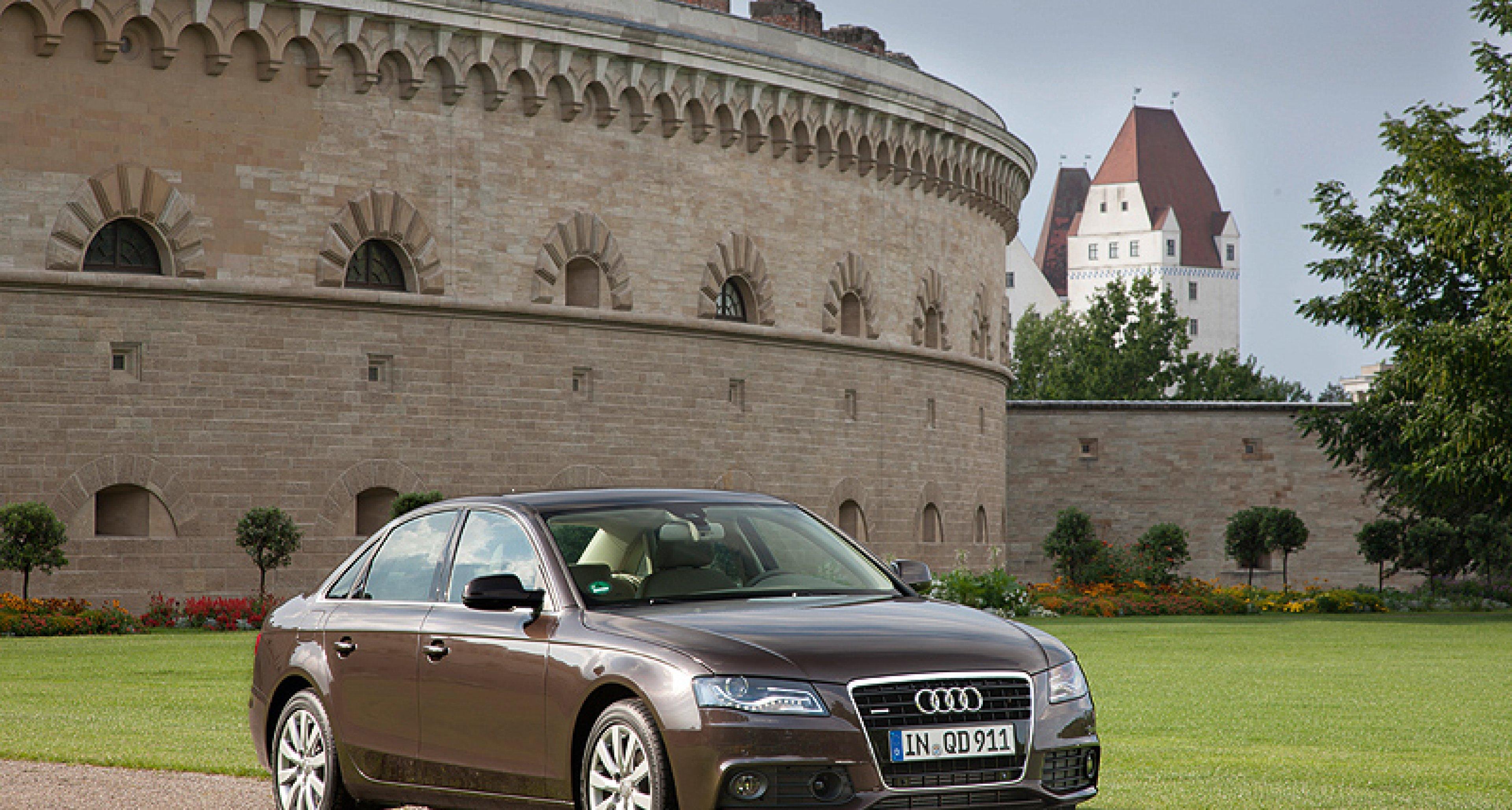 Audi A4: Lifting für den Dreikampf