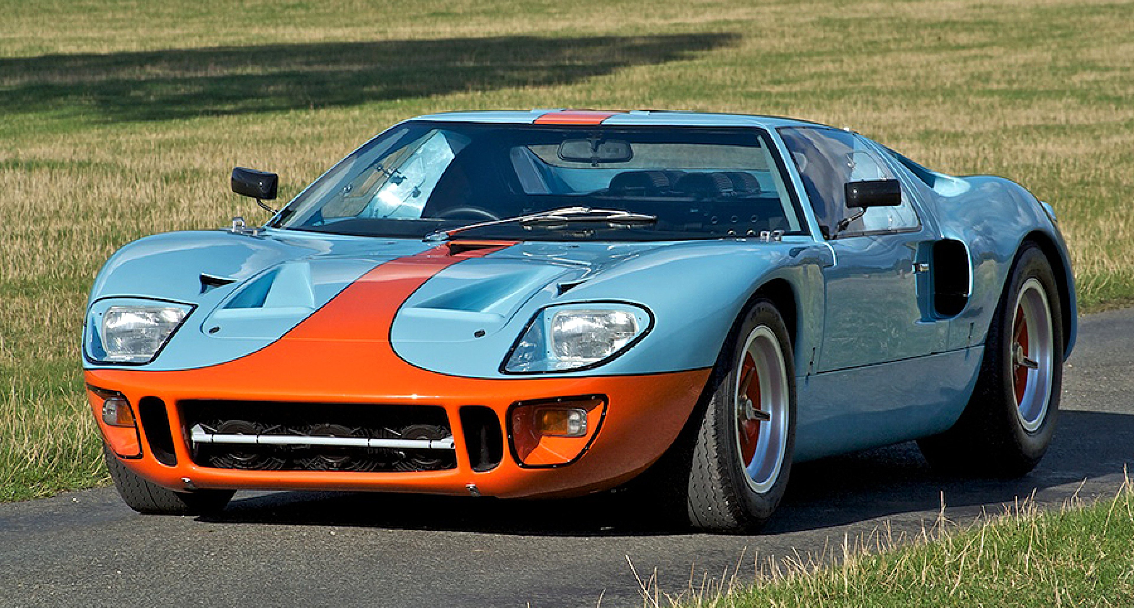 Editor's Choice: Ford GT 40 Mk V