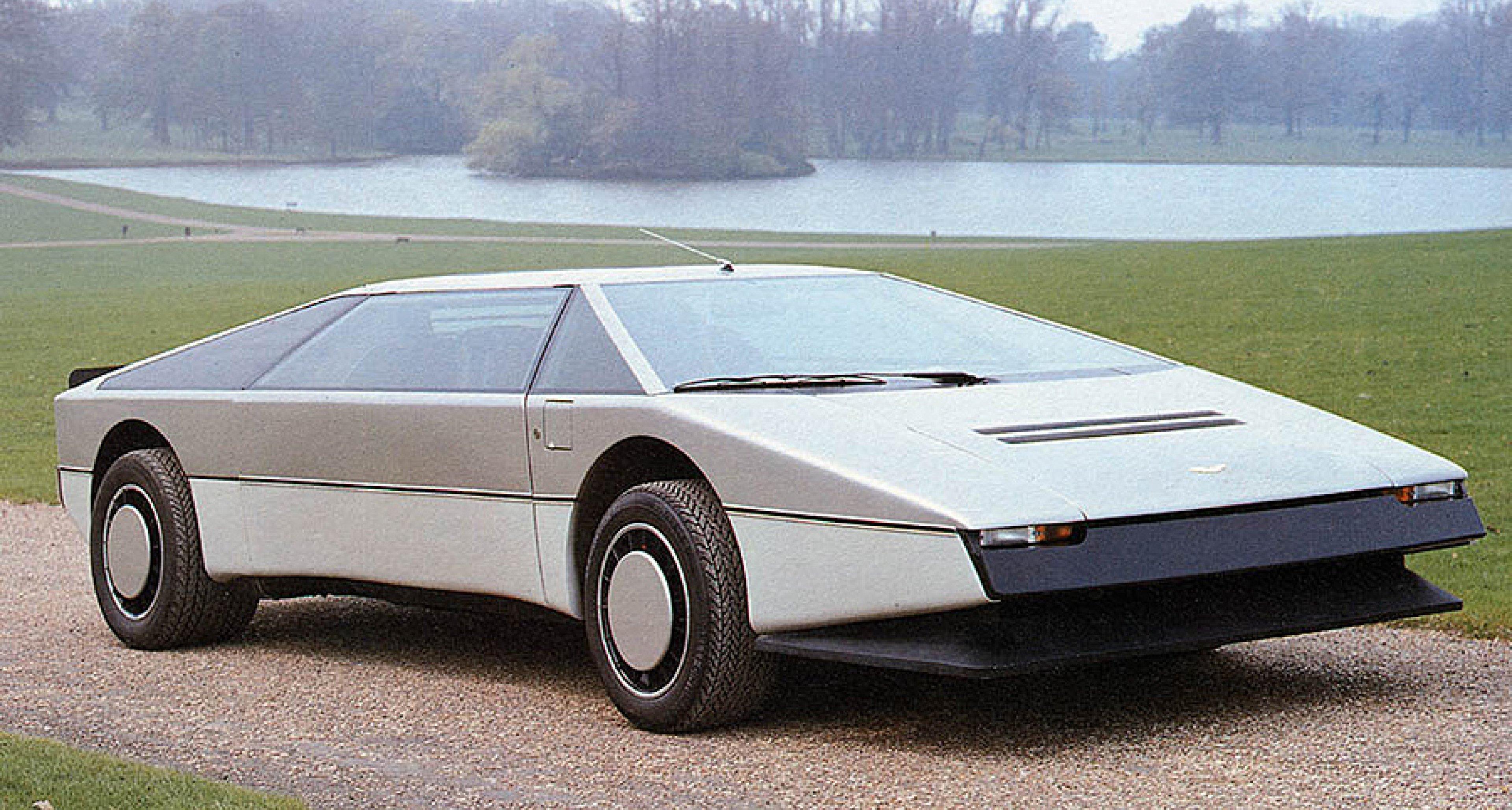 Classic Concepts 1980 Aston Martin Bulldog Classic