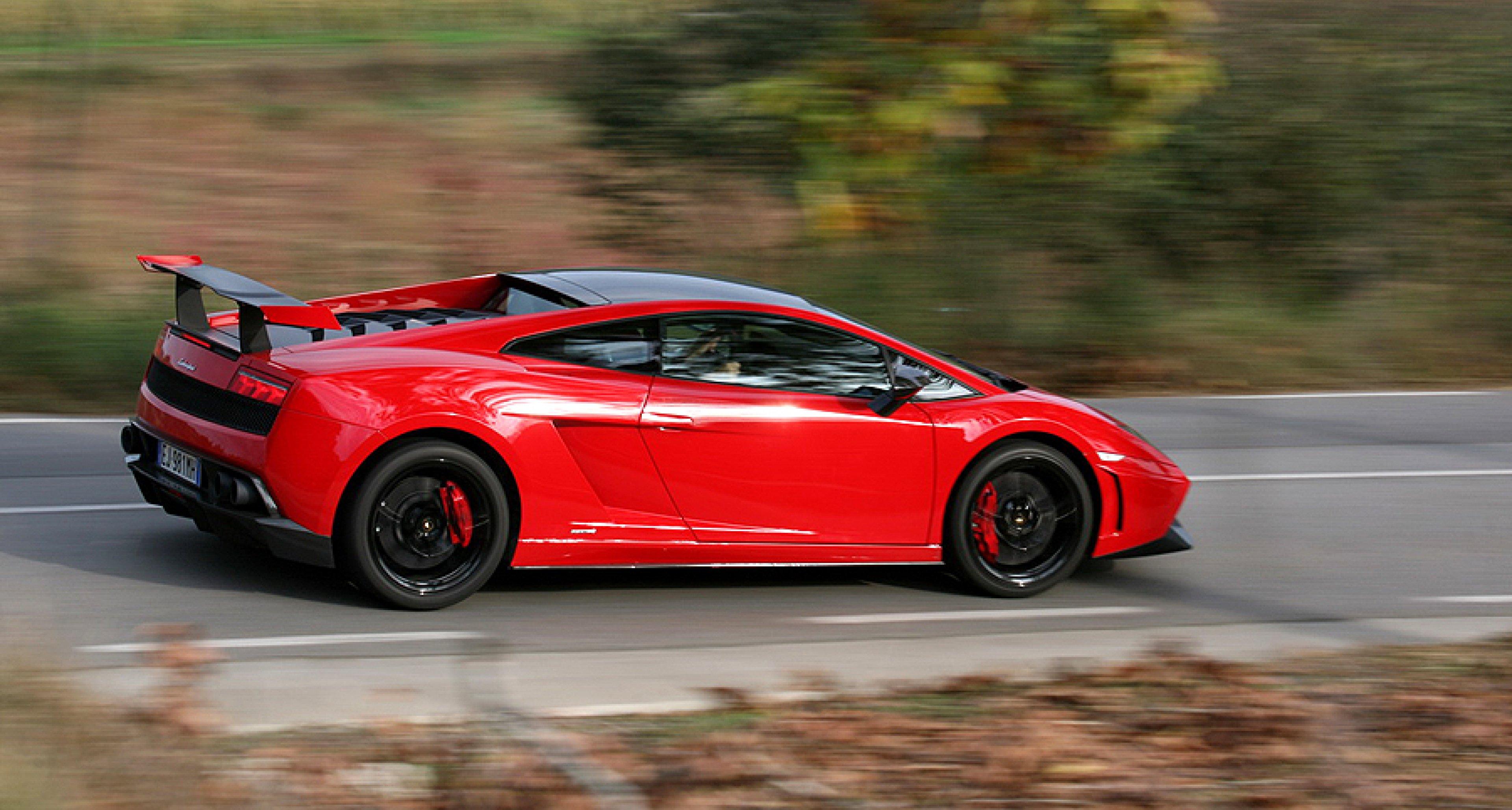 Lamborghini Gallardo Super Trofeo Stradale Classic Driver Magazine