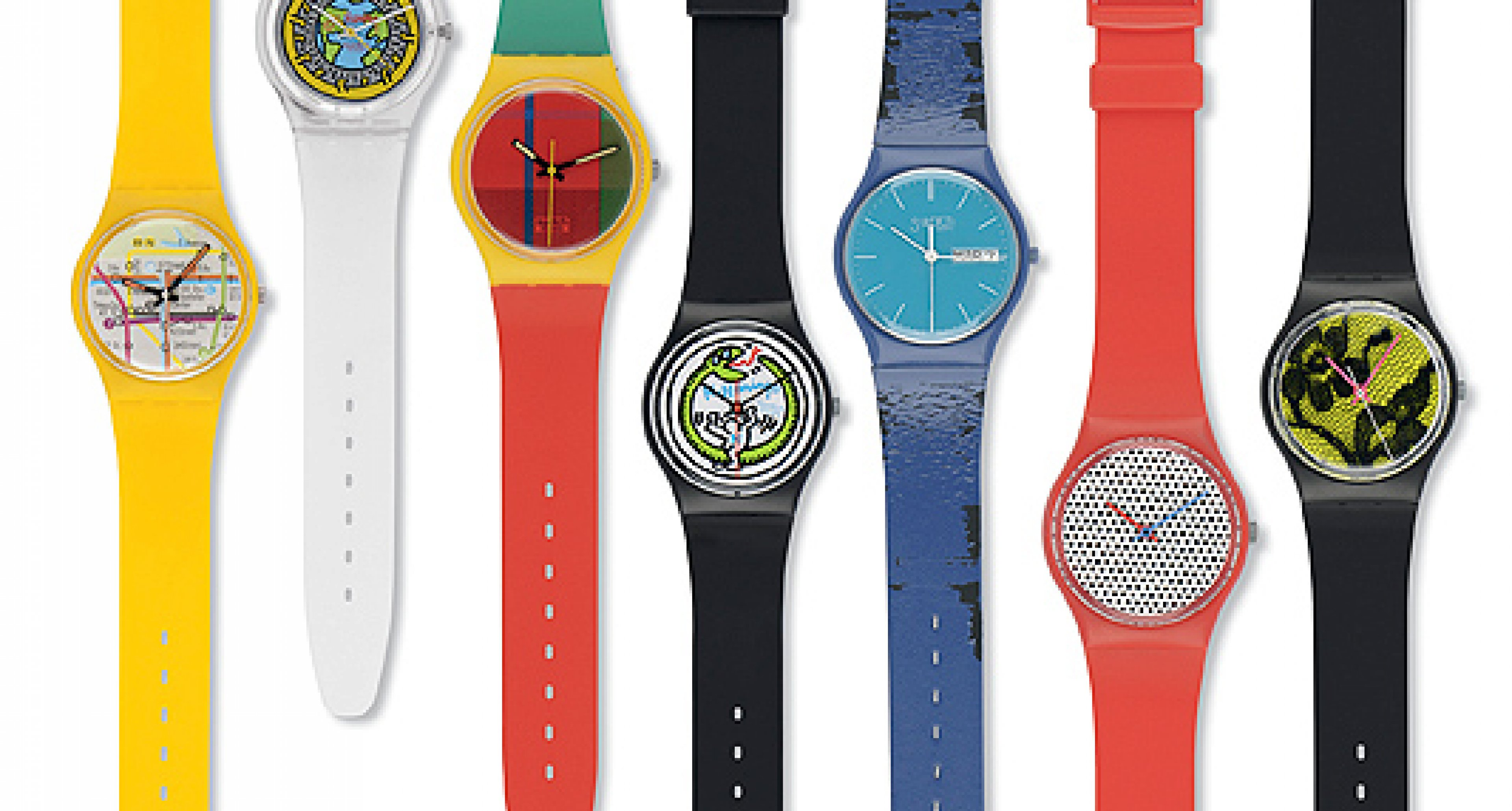 Swatch Auction in Hong Kong: $6.3m estimate