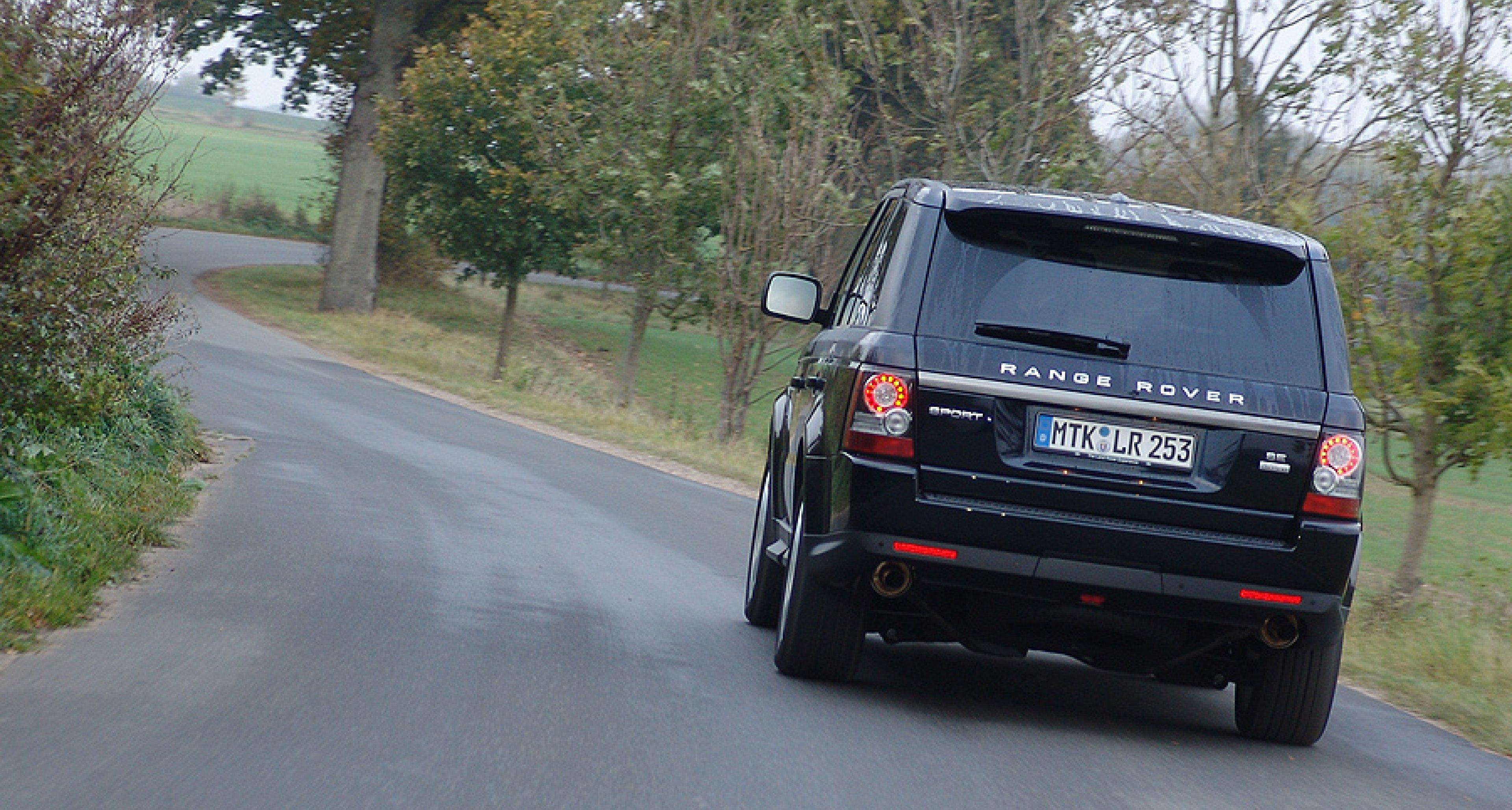 Range Rover Sport revised for 2012