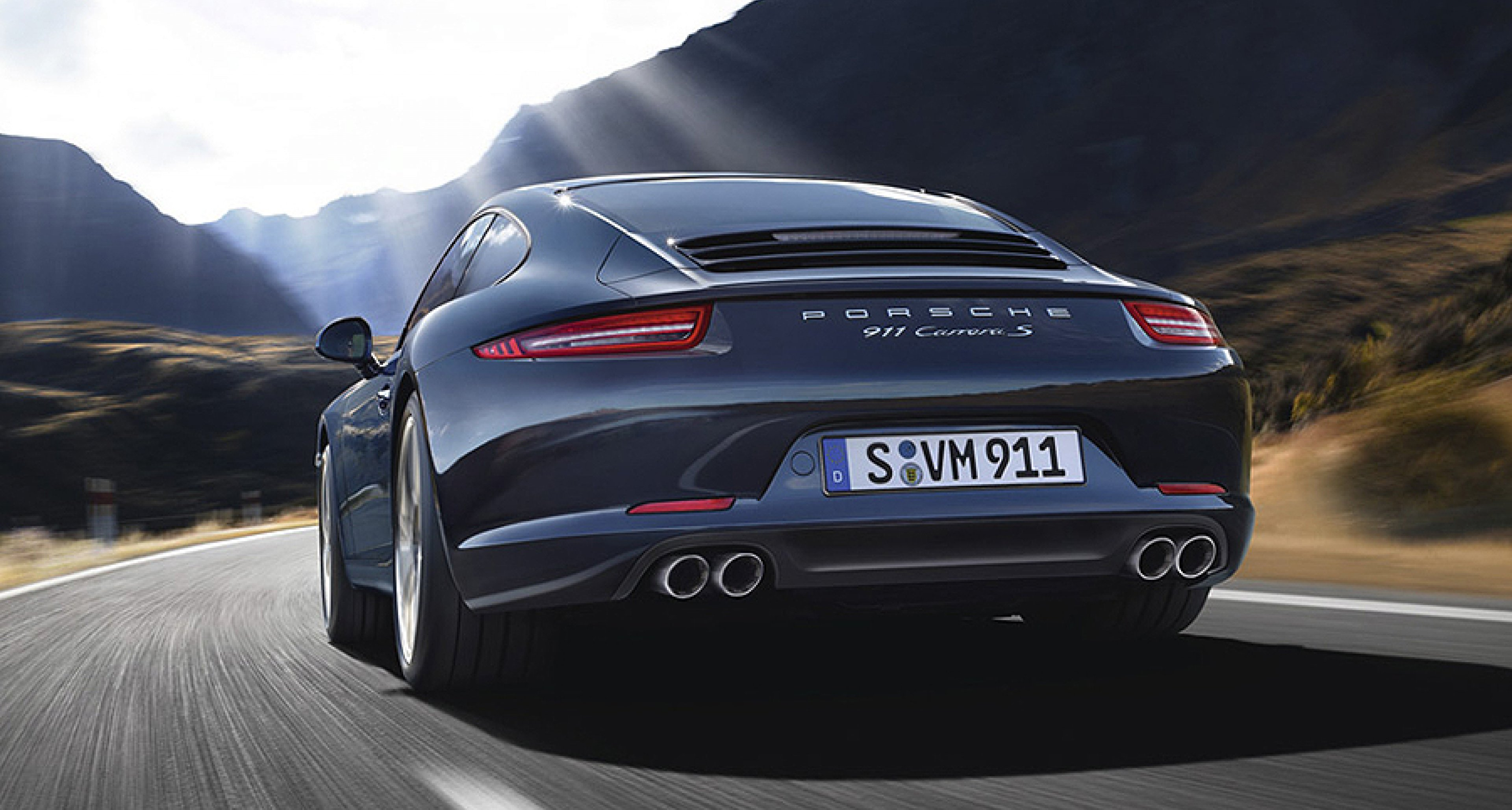 Acoustic design of the new Porsche 911: Sounds great