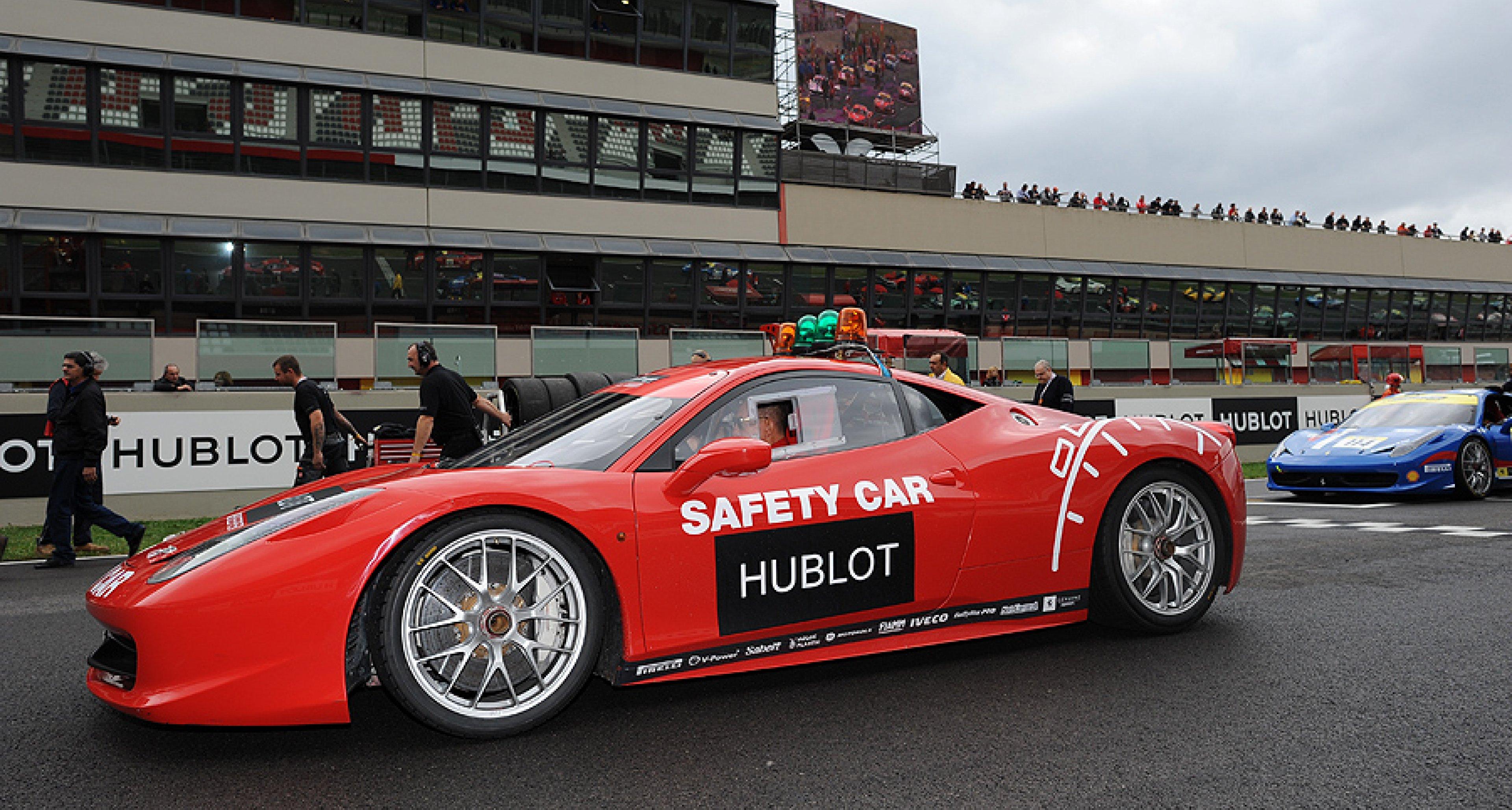 Hublot wird offizieller Uhrenpartner von Ferrari