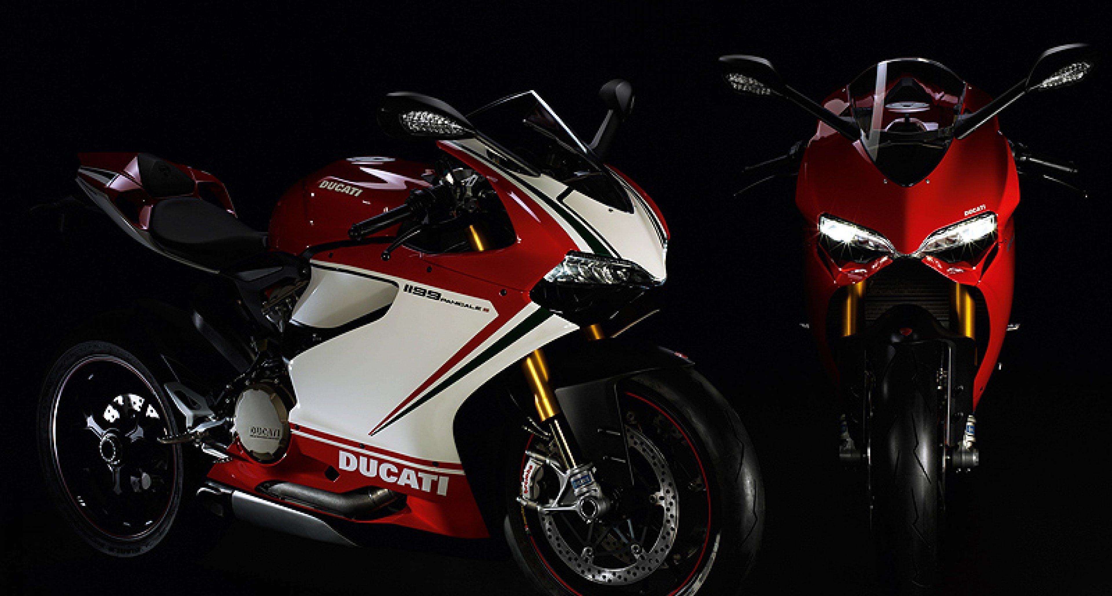 Ducati 1199 Panigale: Neues Superbike in Mailand enthüllt