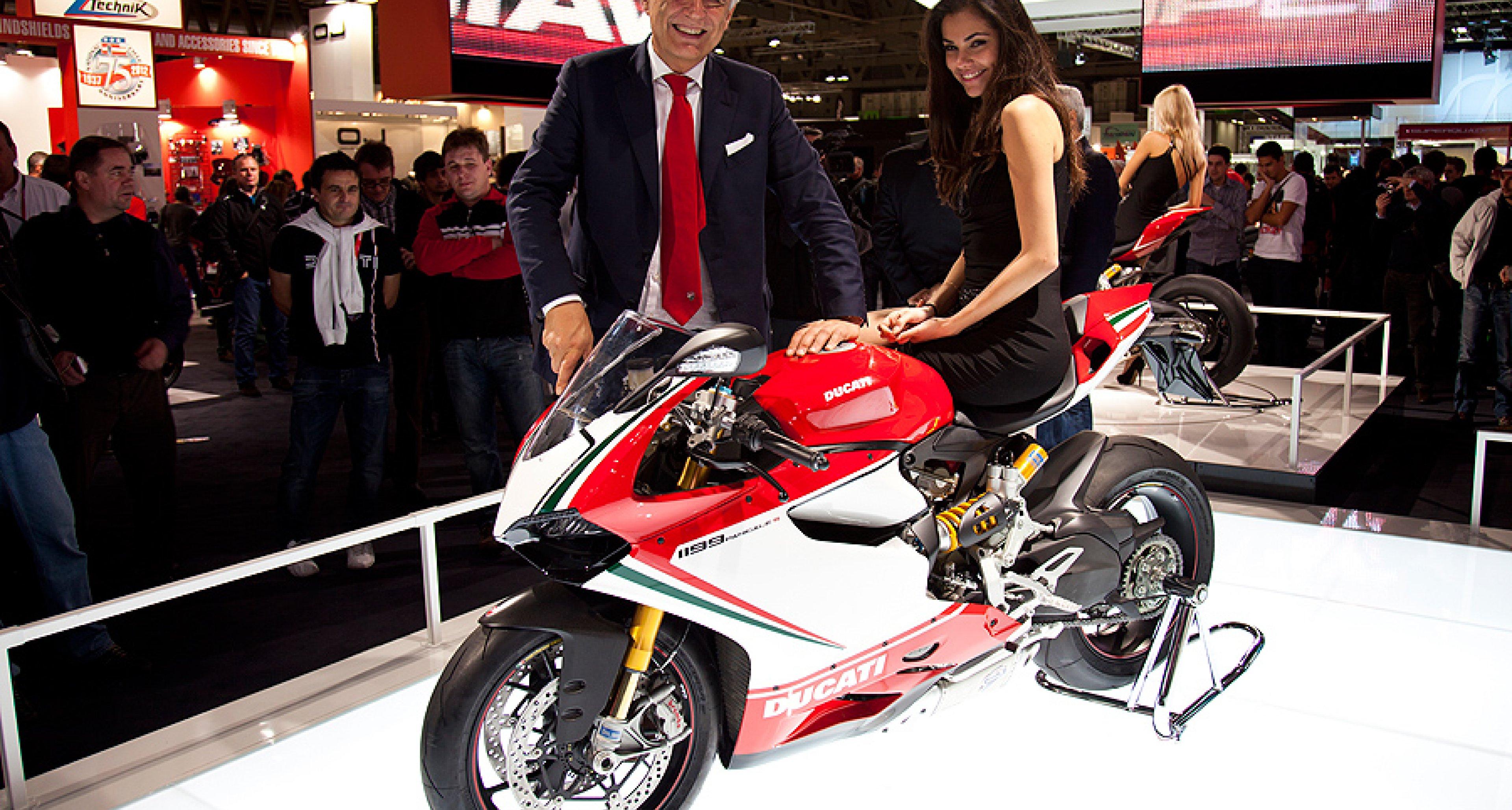 Five questions to Gabriele del Torchio, CEO of Ducati