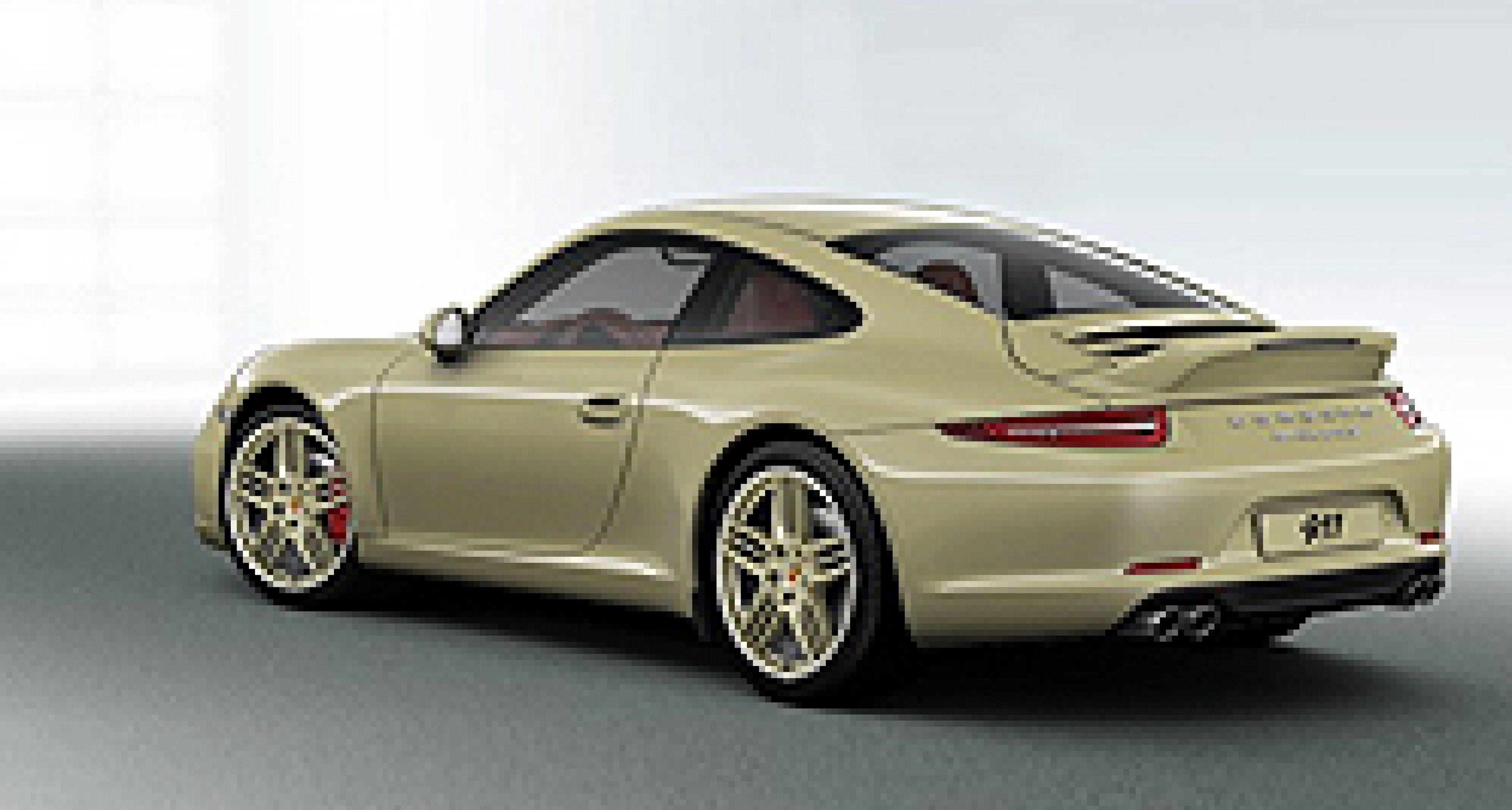 Der neue Porsche 911: Jetzt online konfigurieren!