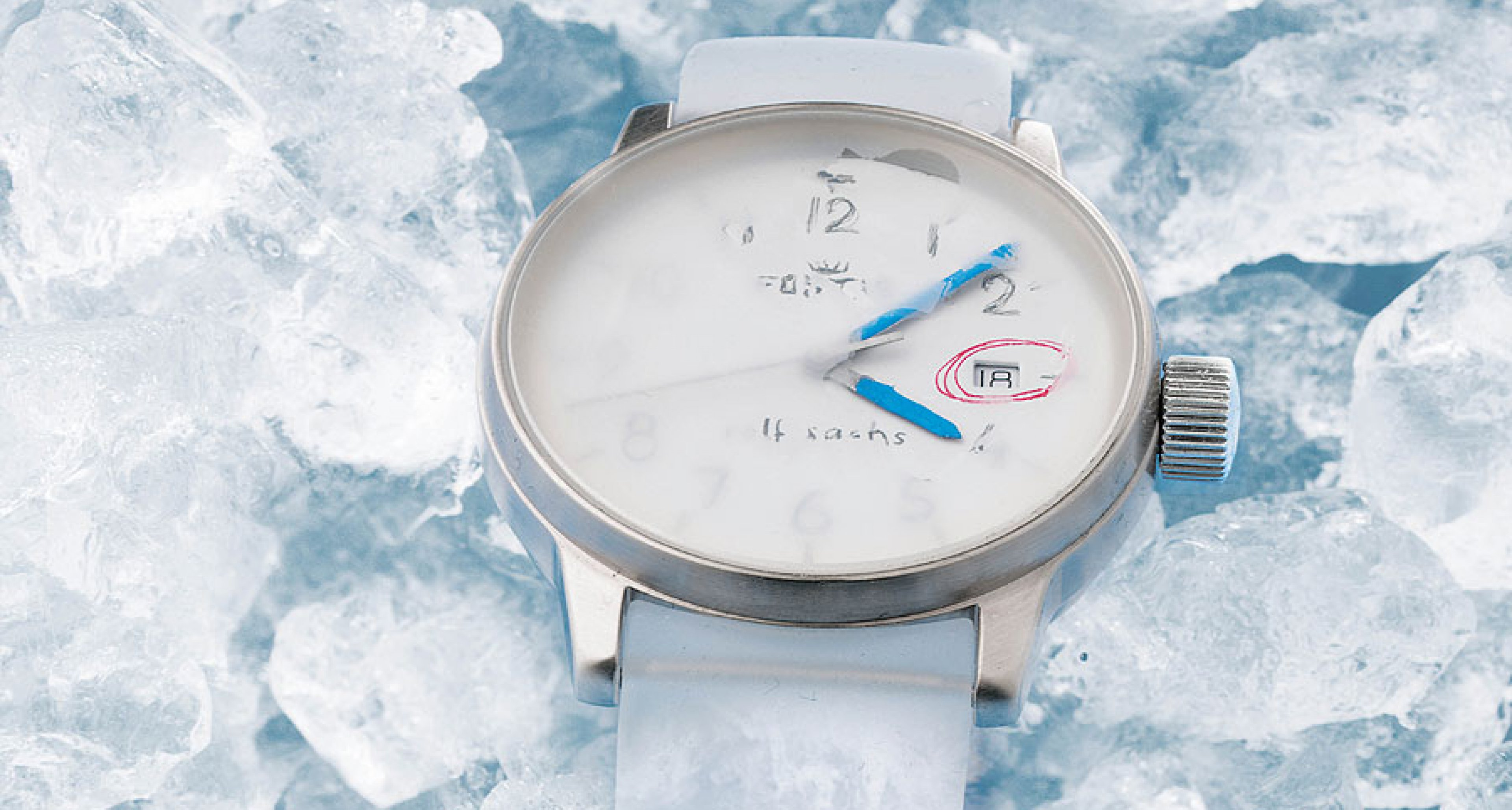 Fortis Art Edition 'Frisson' –  Cold as Ice