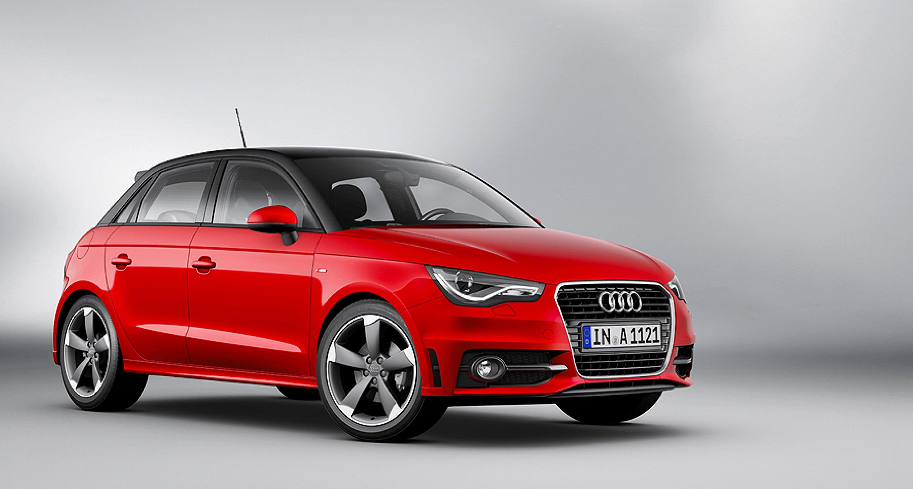 Audi A1 Sportback: Five-door supermini for 2012 delivery