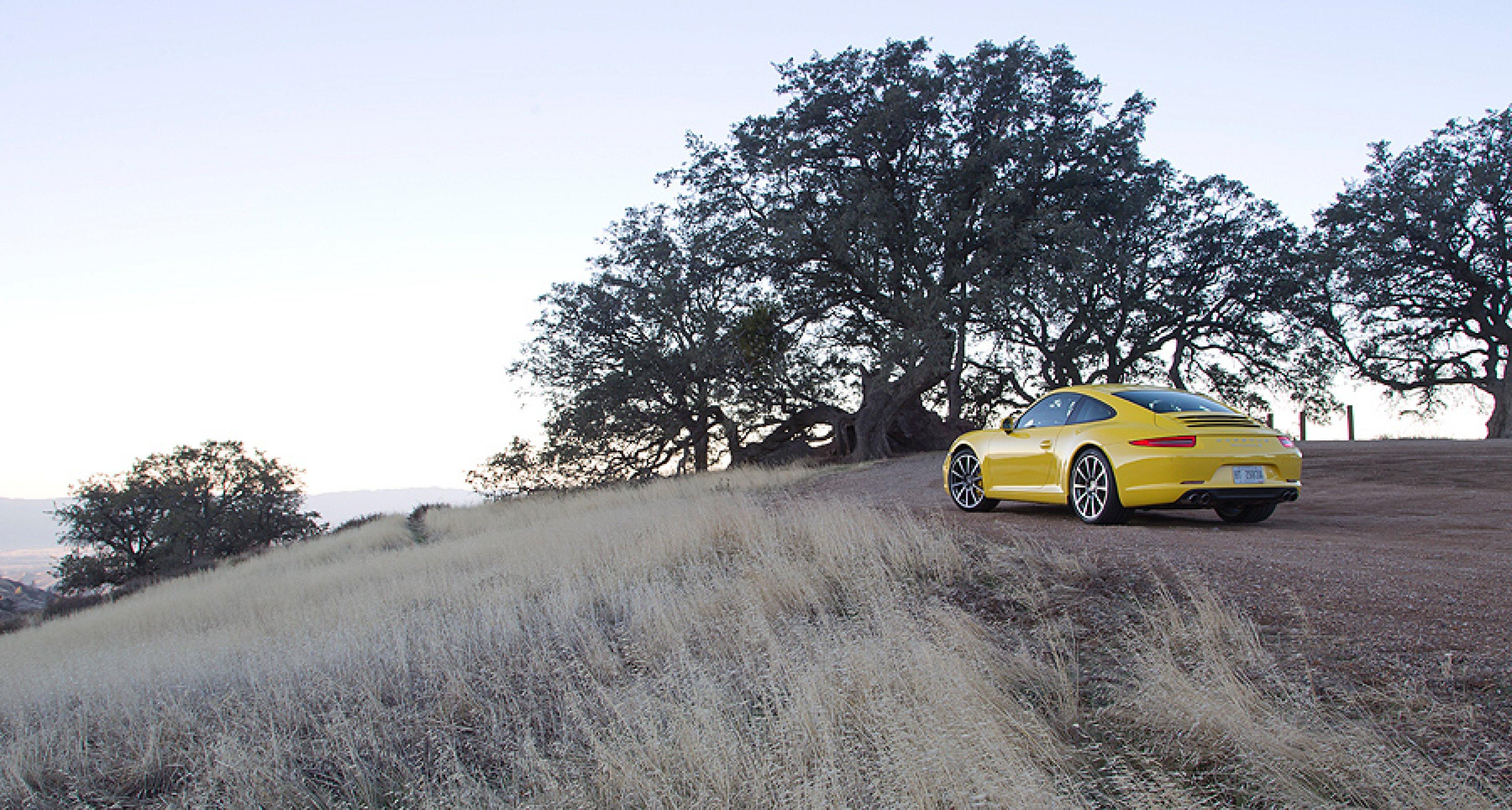 Der neue Porsche 911: Alles neu, alles gut