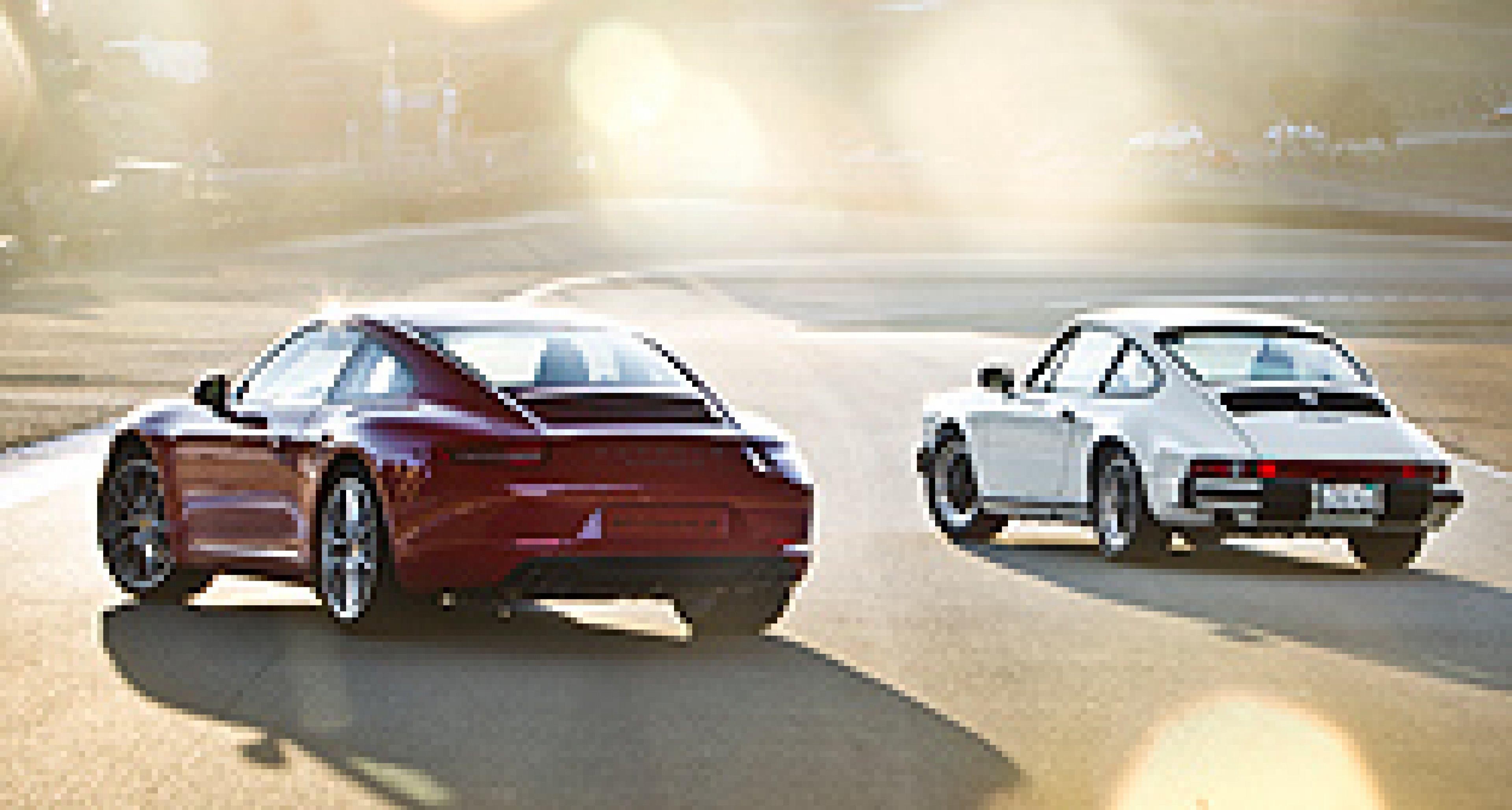 Porsche 911: The generation gap, 'G' meets '991'