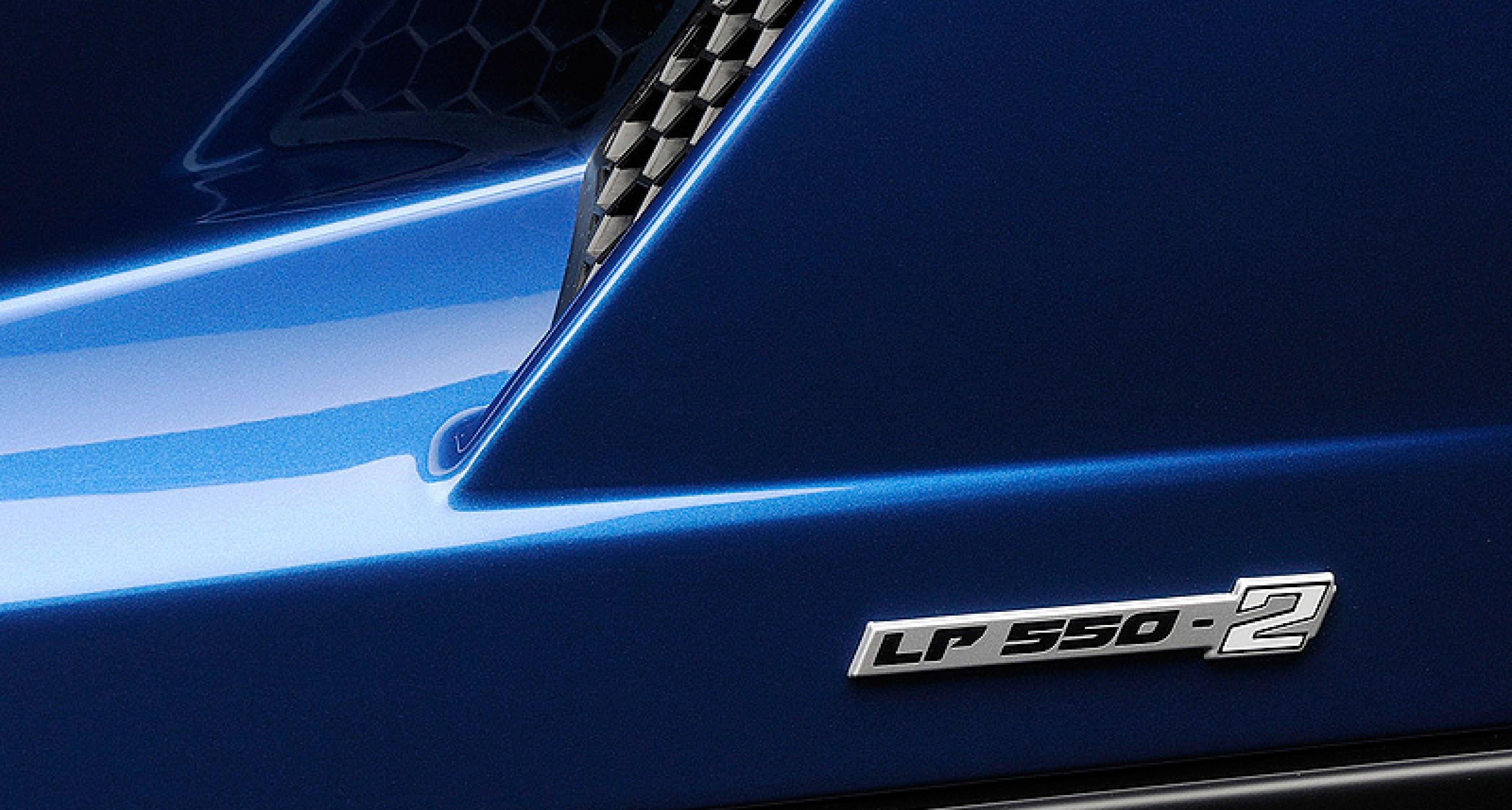 Lamborghini feiert mit neuem Gallardo LP550-2 Spyder in L.A.
