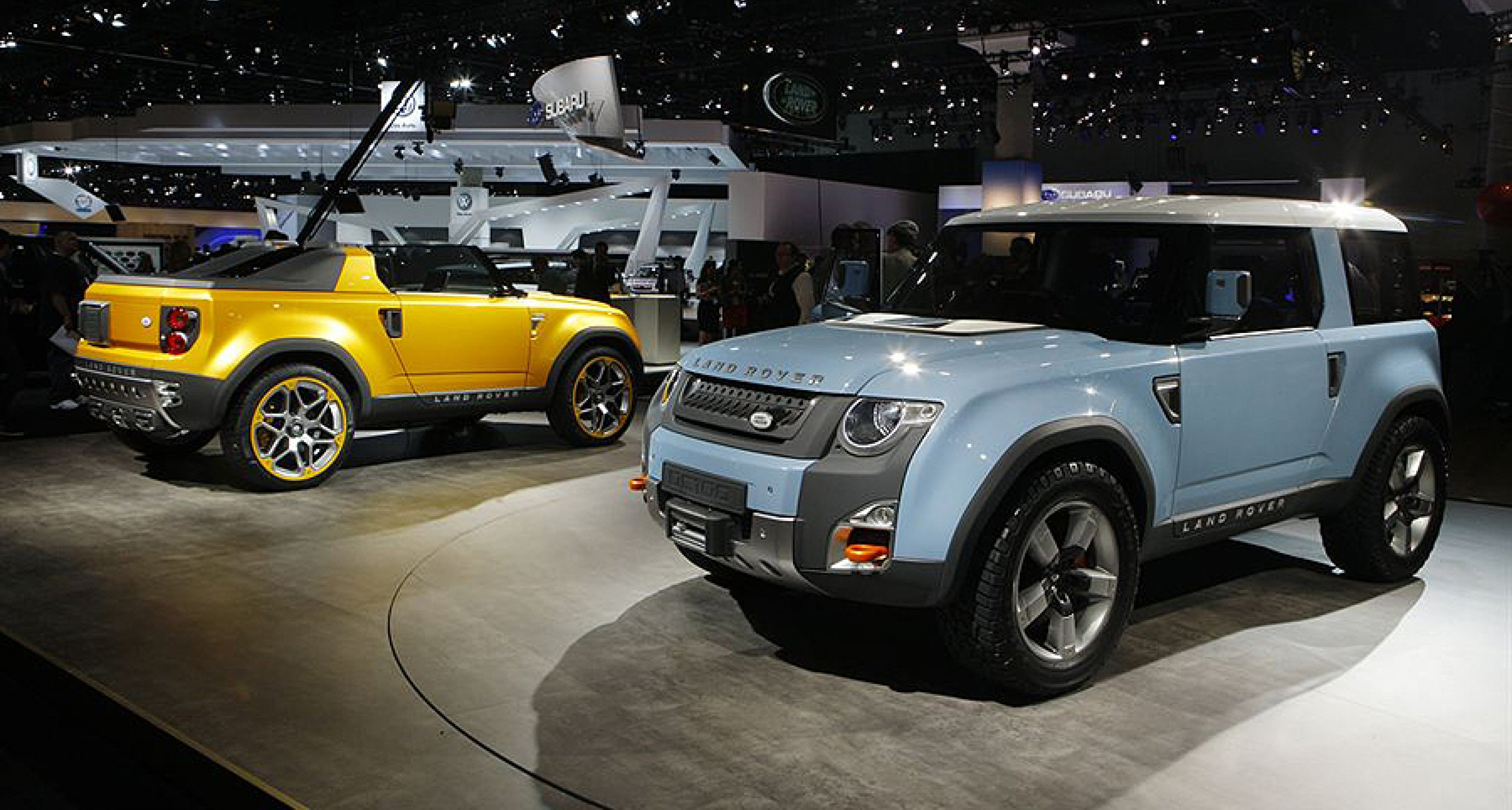 LA Auto Show 2011: What you see is what you get!