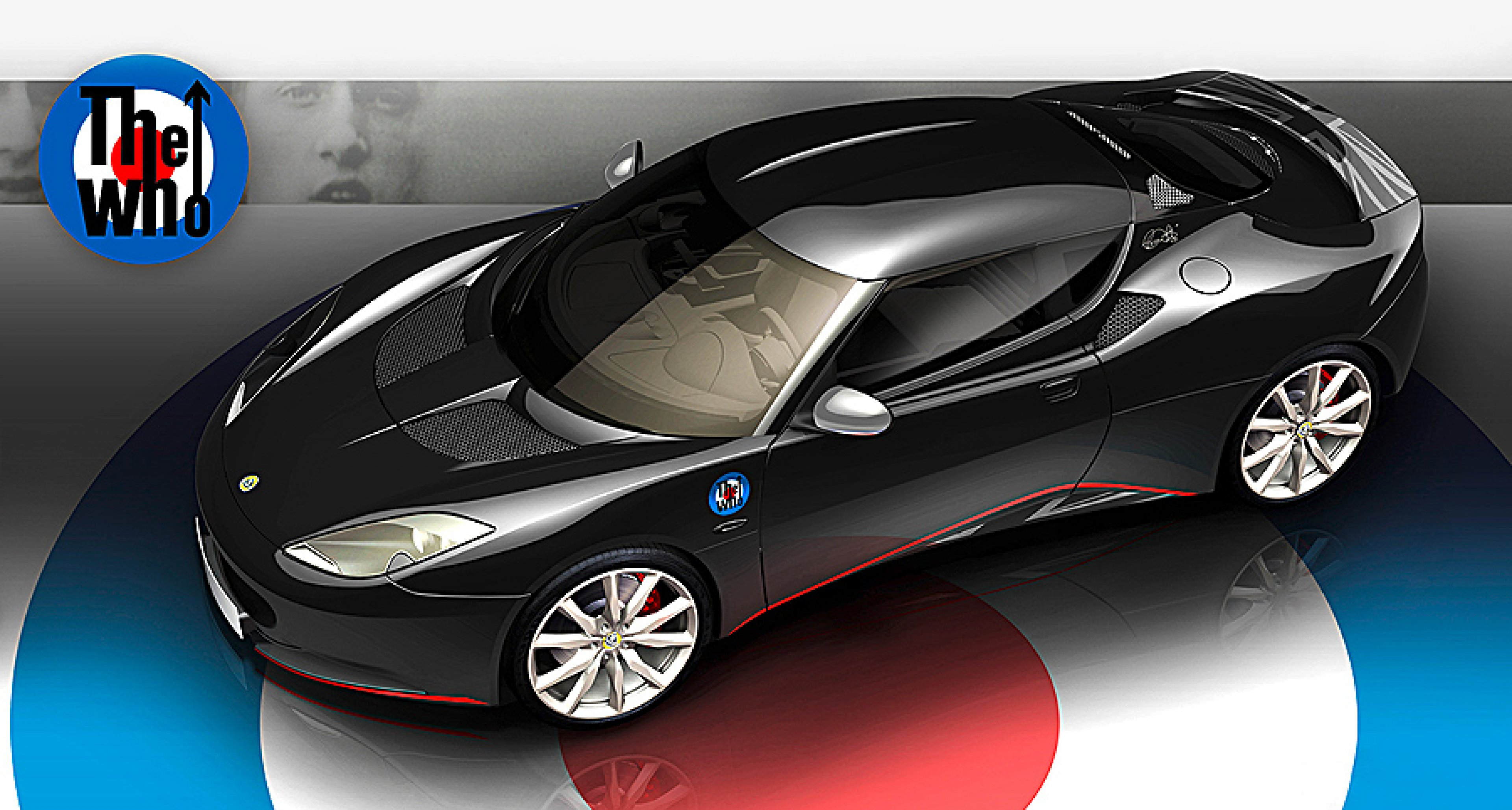 'Roger Daltrey', limited-edition Evora to be sold in aid of Teenage Cancer Trust