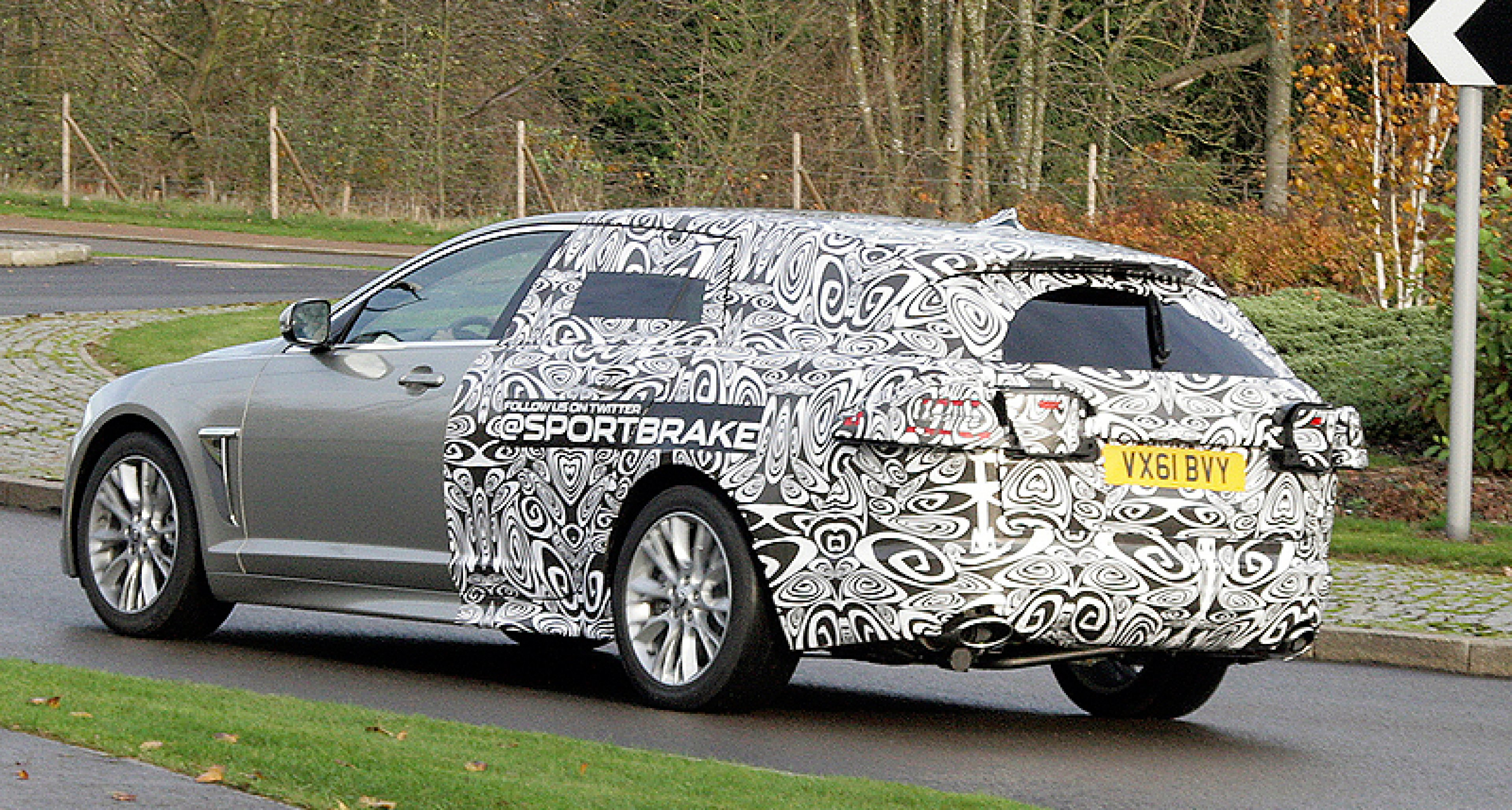 Jaguar XF Sportbrake: Mehr Platz in der Businessklasse