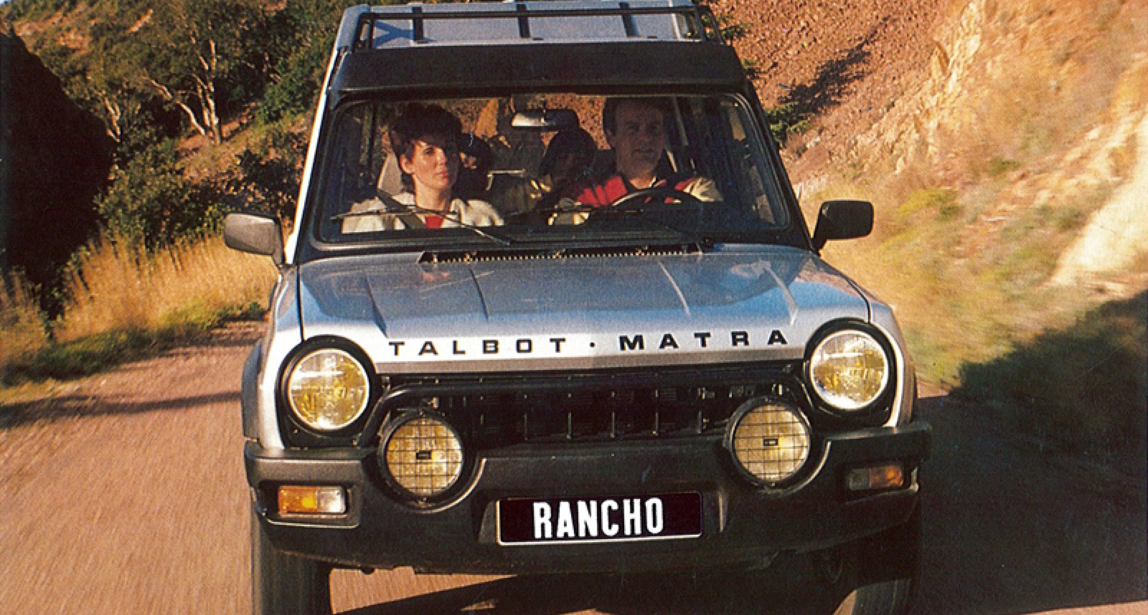 Talbot Rancho