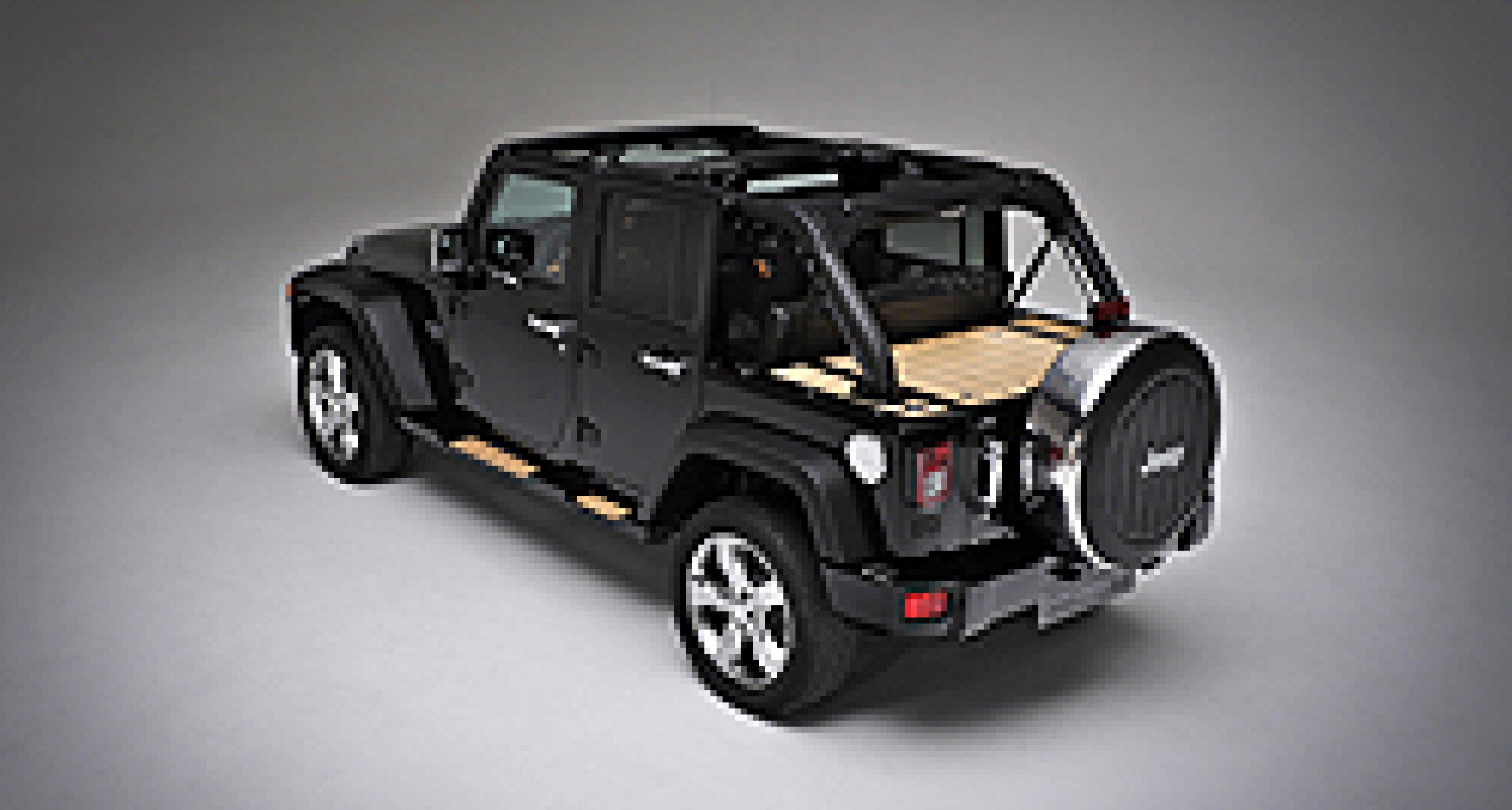 Jeep Wrangler Concept Nautic
